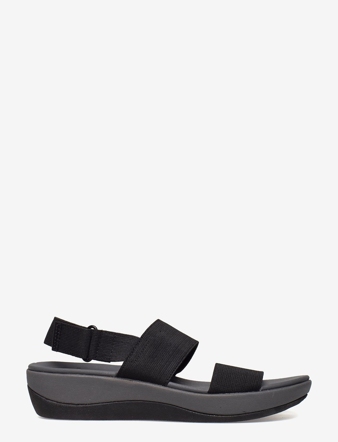 Clarks - Arla Jacory - platta sandaler - black - 1