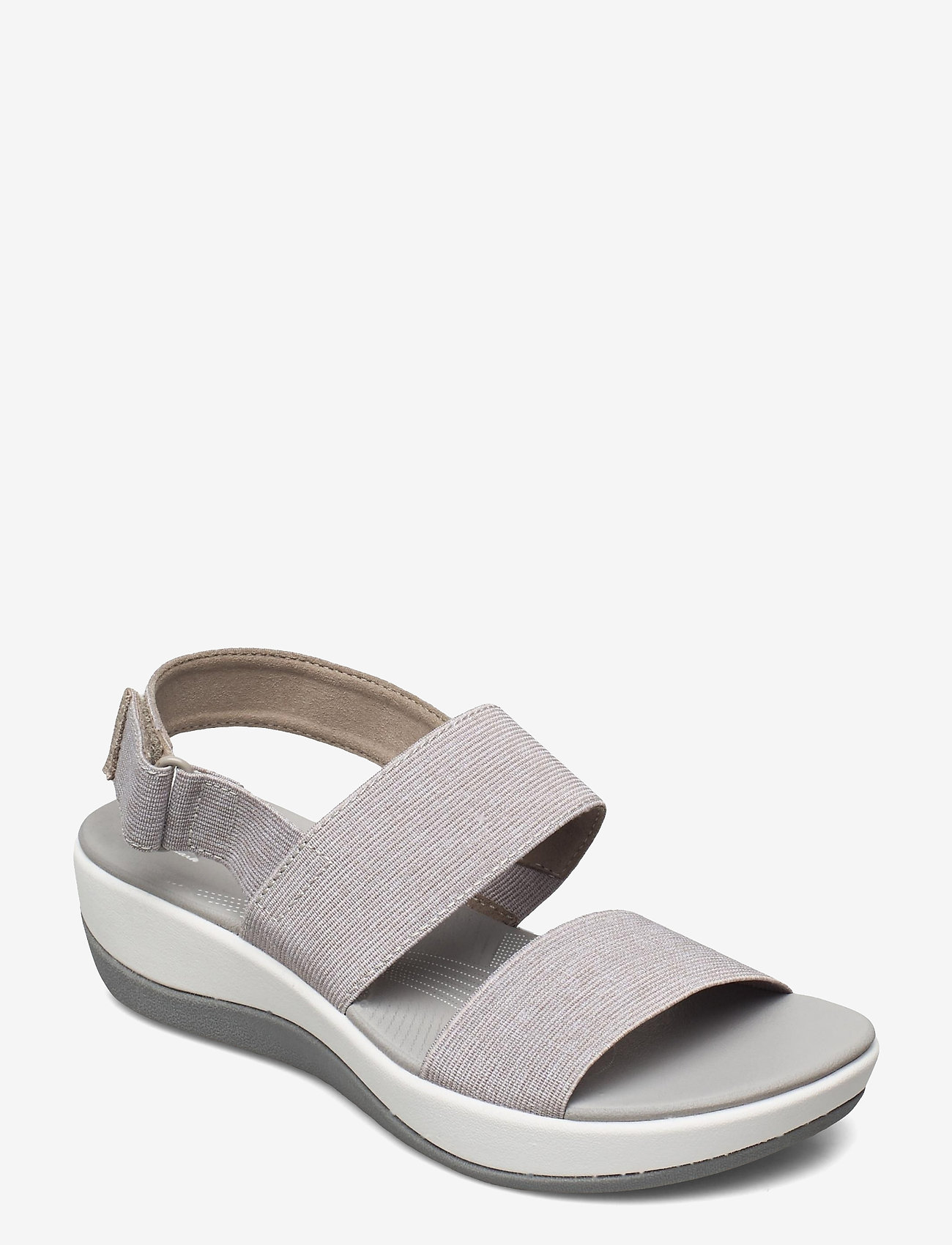 Clarks - Arla Jacory - platta sandaler - sand - 0