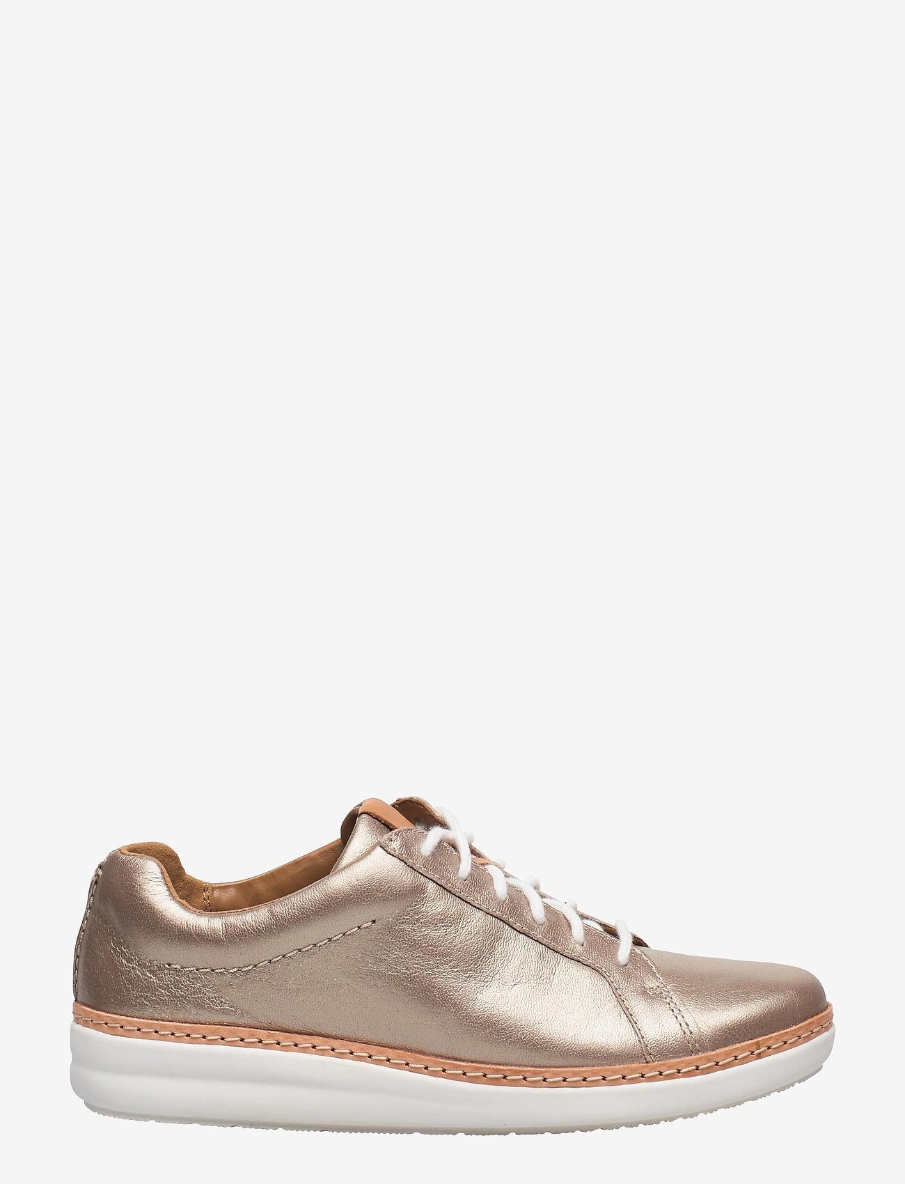 Clarks - Amberlee Rosa - lage sneakers - gold metallic - 1