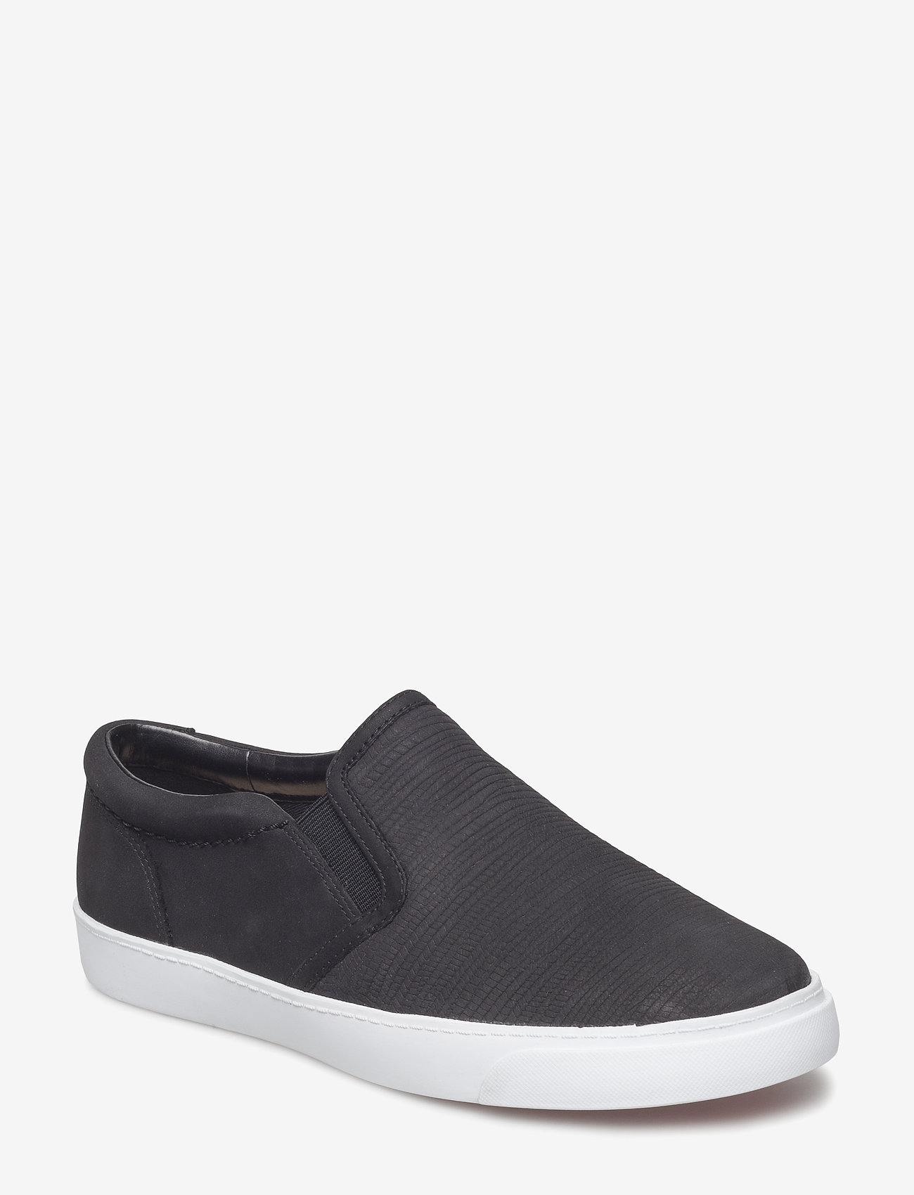 Clarks - Glove Puppet - slip-on sneakers - black nubuck - 0