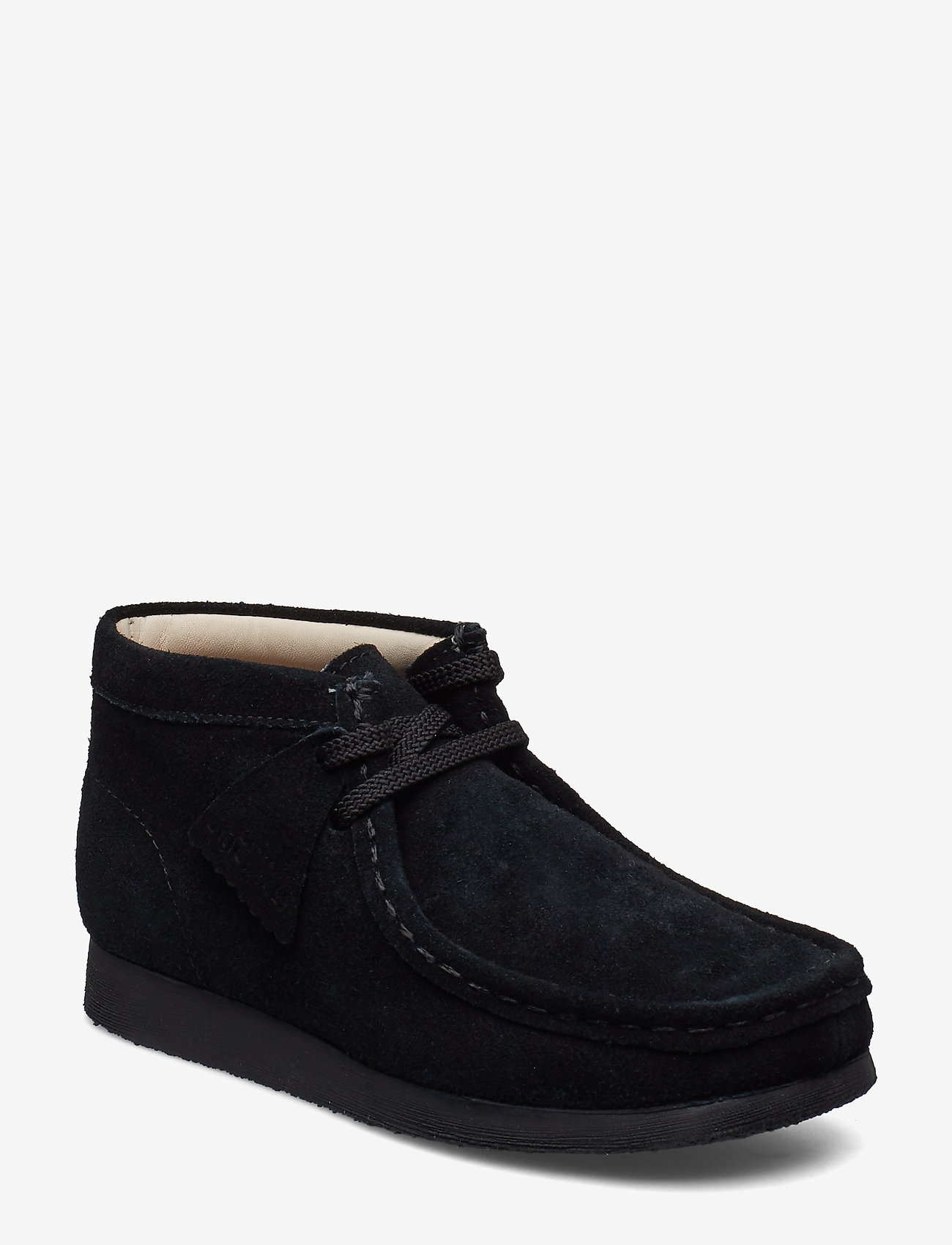Clarks - Wallabee Bt.. - talvikengät - black sde