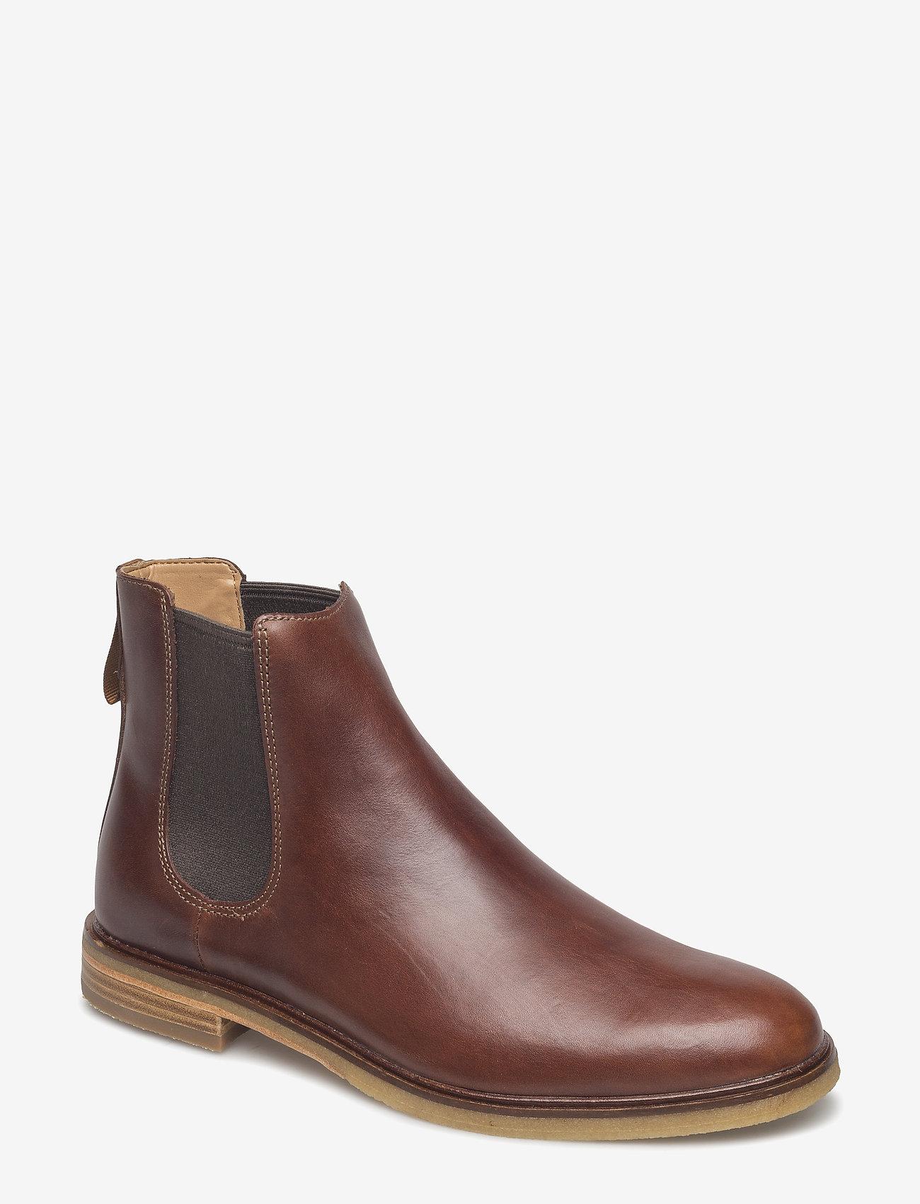 Clarkdale Gobi (Mahogany Leather) (110