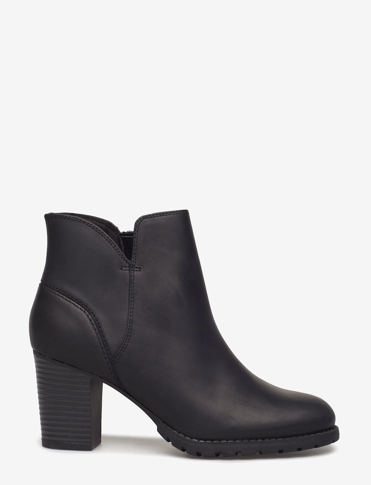 Clarks - Verona Trish - ankelstøvletter med hæl - black leather - 1