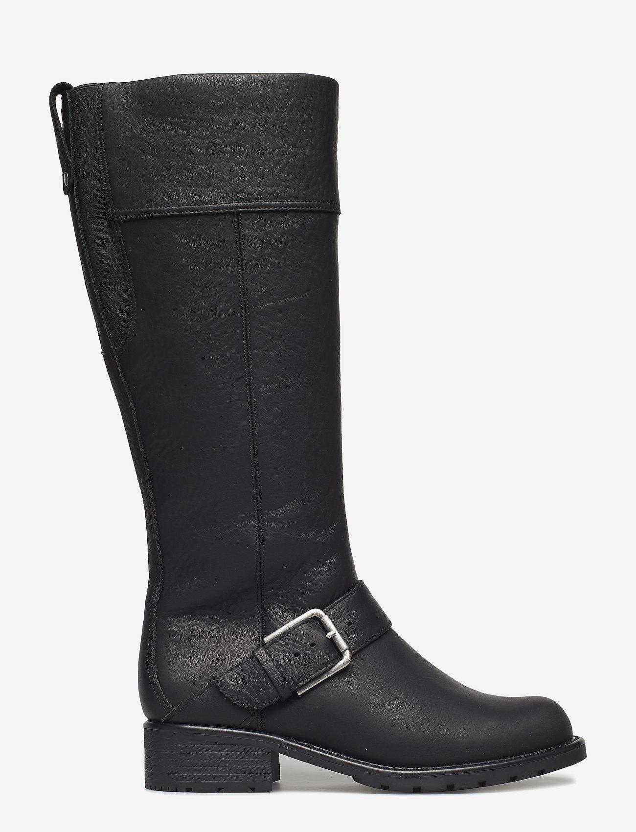Clarks - Orinoco Jazz - høye boots - black wlined lea - 1
