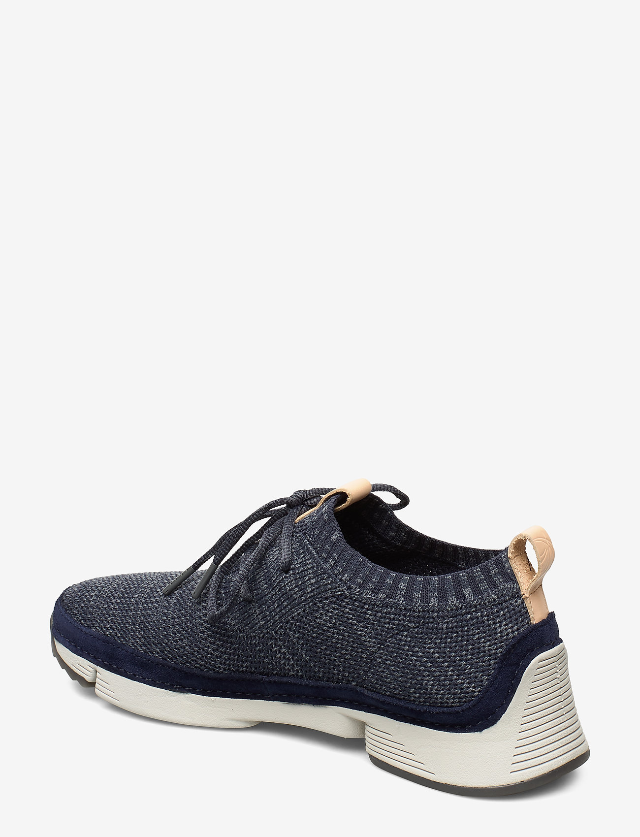 Clarks Tri Native - Sneakers NAVY - Schuhe Billige