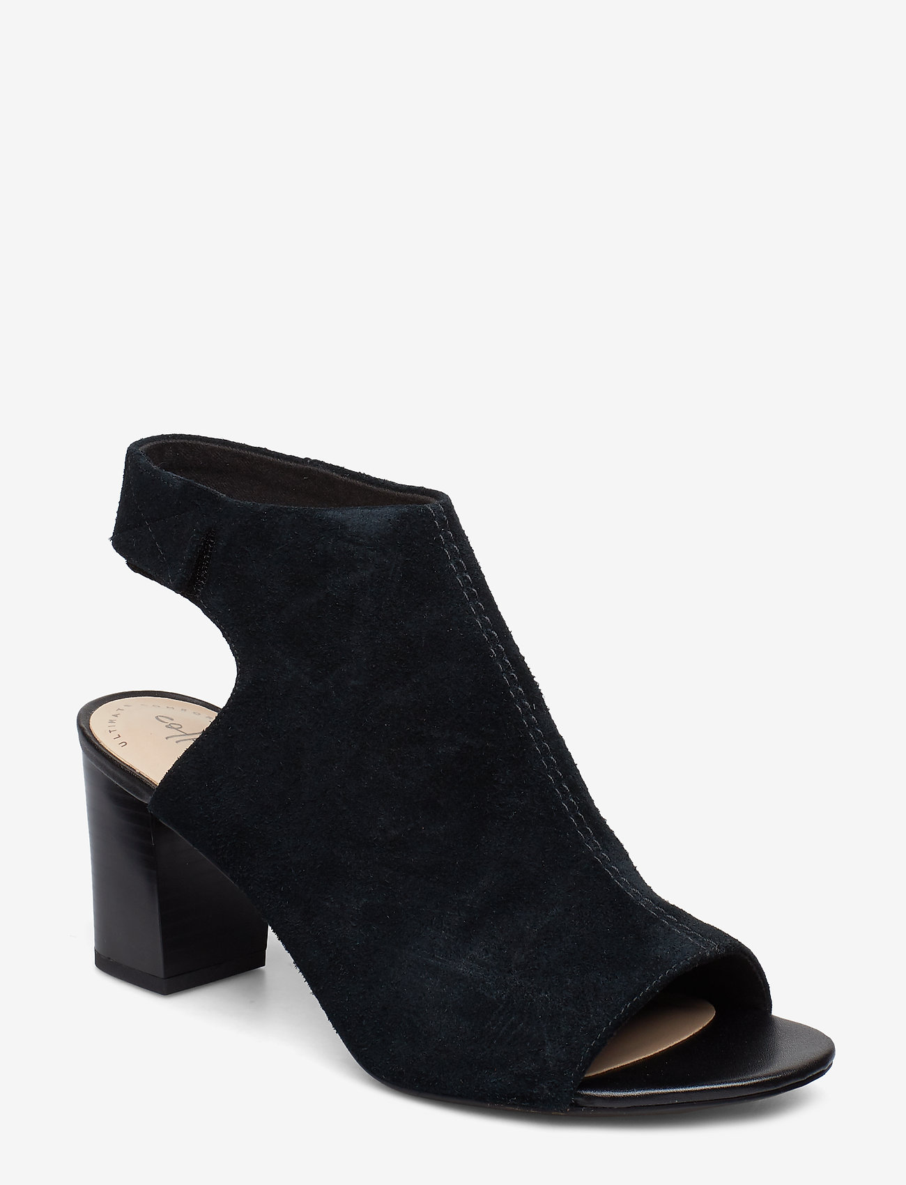 Clarks - Deva Bell - högklackade sandaler - black - 0