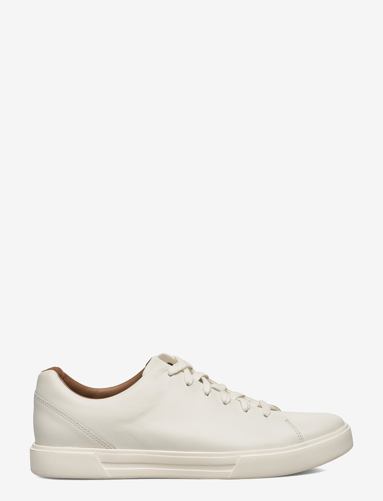 Clarks - Un Costa Lace - matalavartiset tennarit - white leather