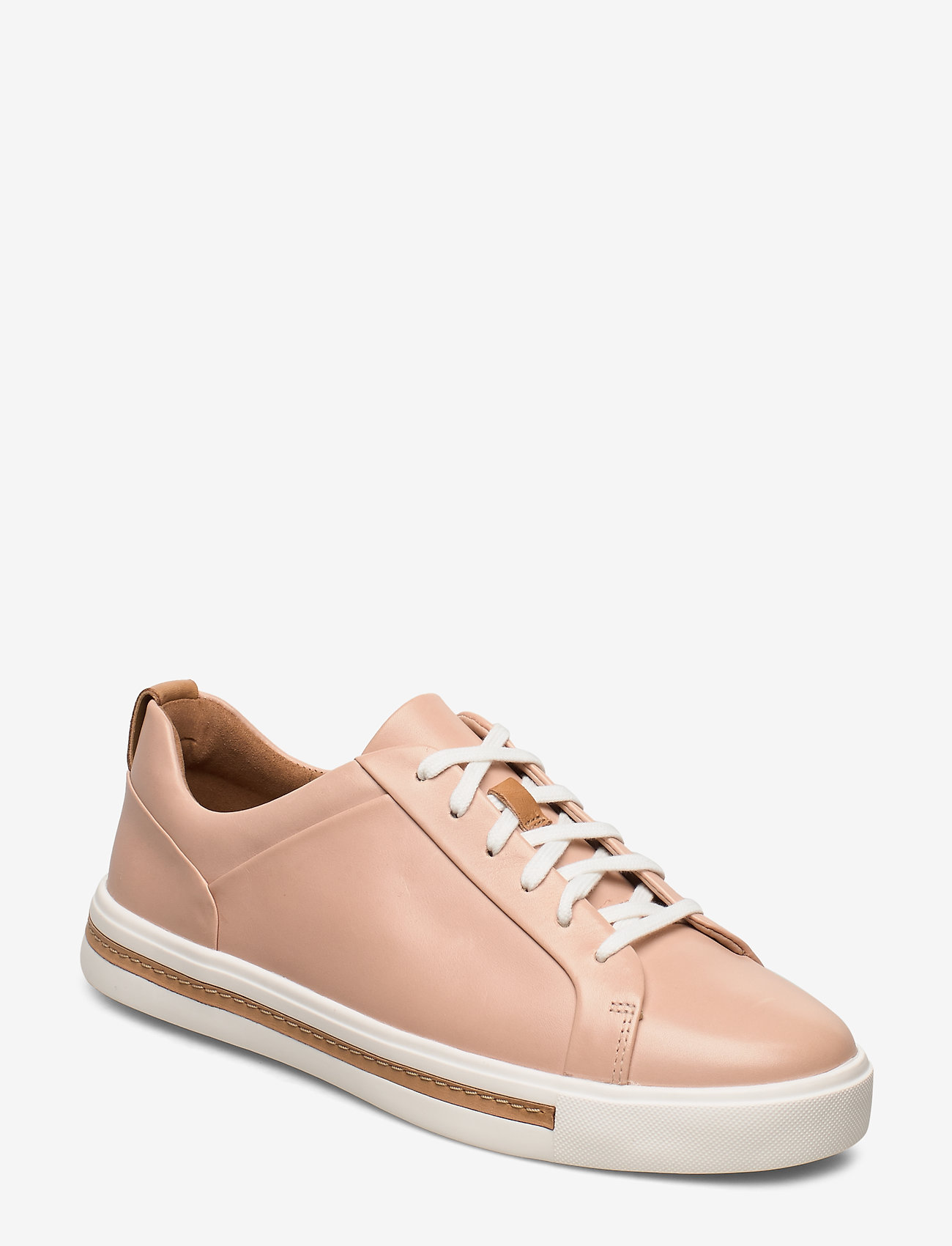 Clarks - Un Maui Lace - låga sneakers - nude leather - 0