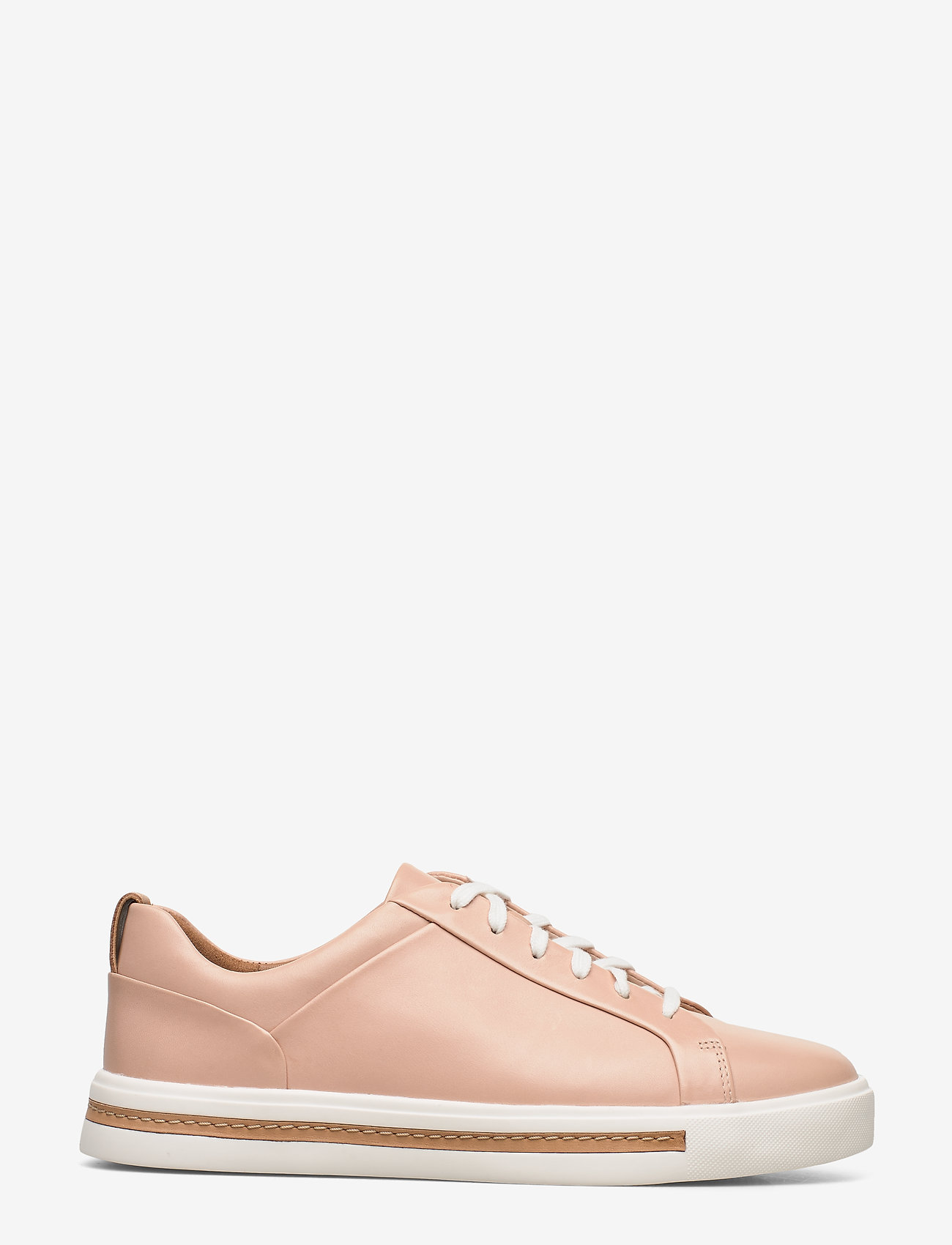 Clarks - Un Maui Lace - låga sneakers - nude leather - 1