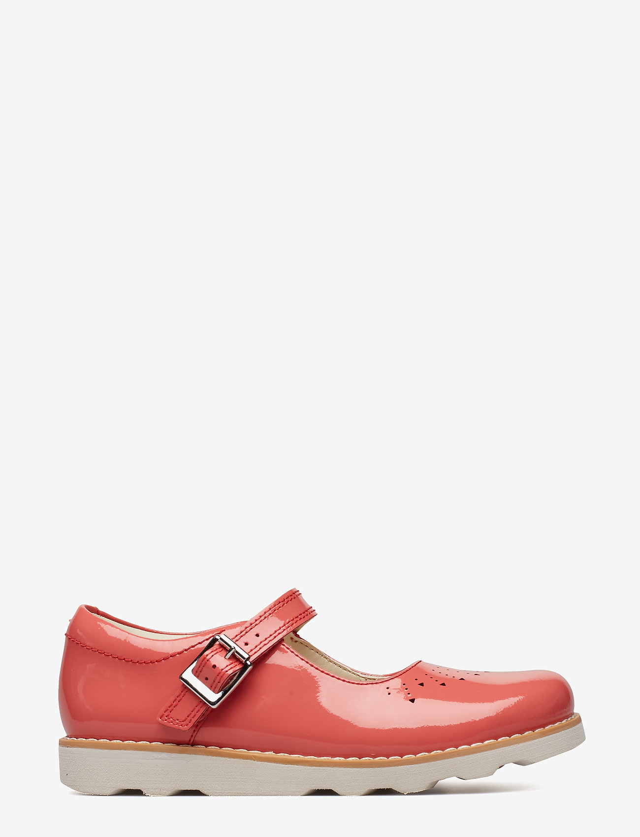 Clarks - Crown Jump K - sandals - coral pat lea