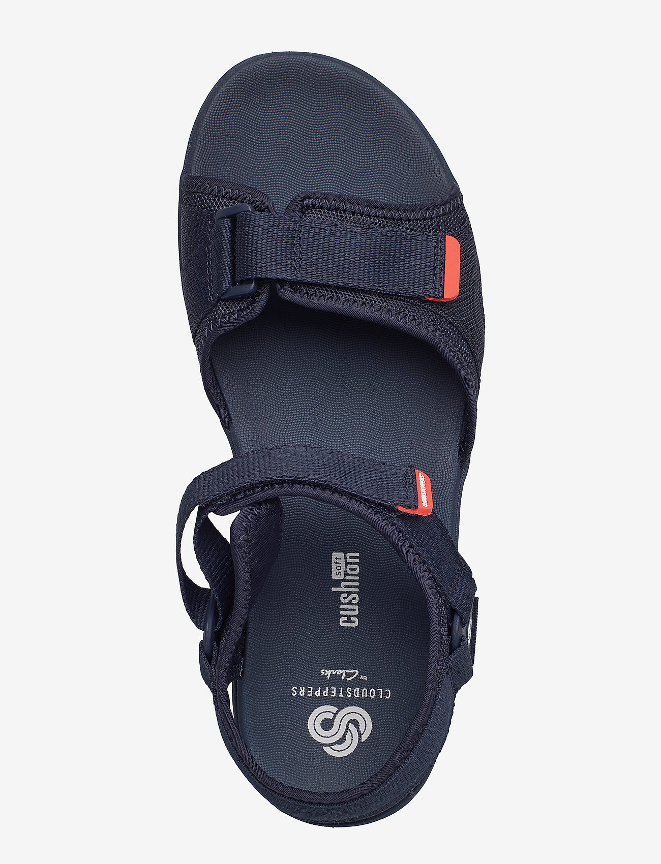 Step Beat Sun (Navy) - Clarks