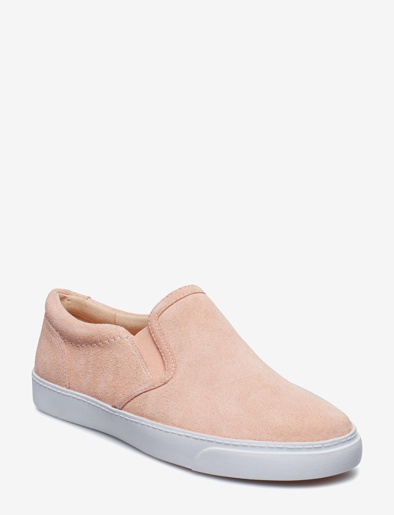 Clarks - Glove Puppet - slip-on sneakers - light pink - 0