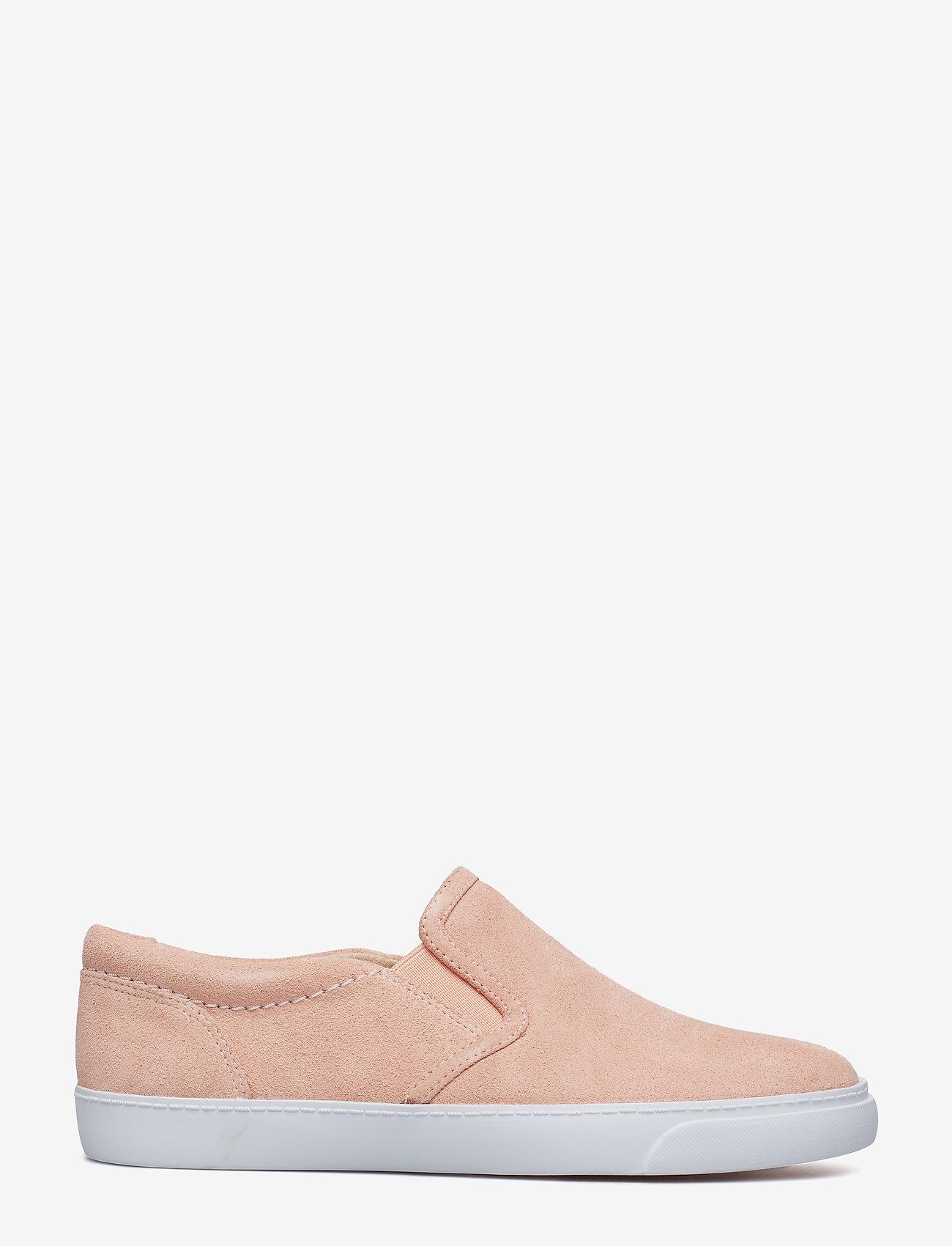Clarks - Glove Puppet - slip-on sneakers - light pink - 1