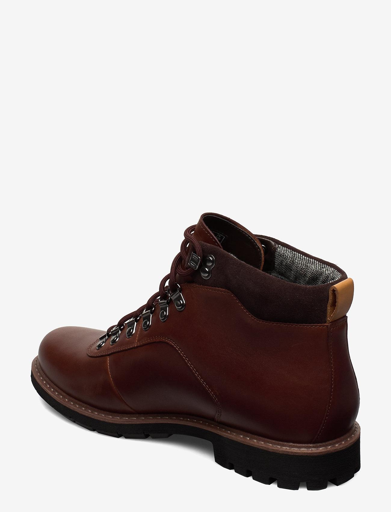 Batcombealpgtx (Tan Leather) - Clarks