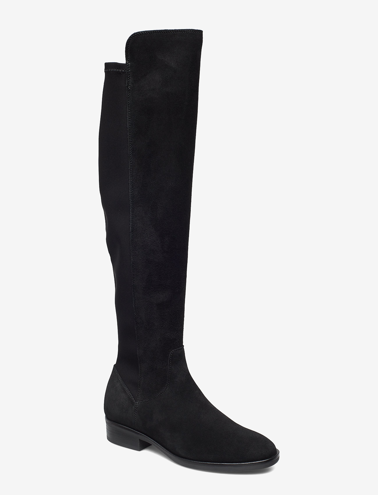 Clarks - Pure Caddy - høye boots - black sde - 0