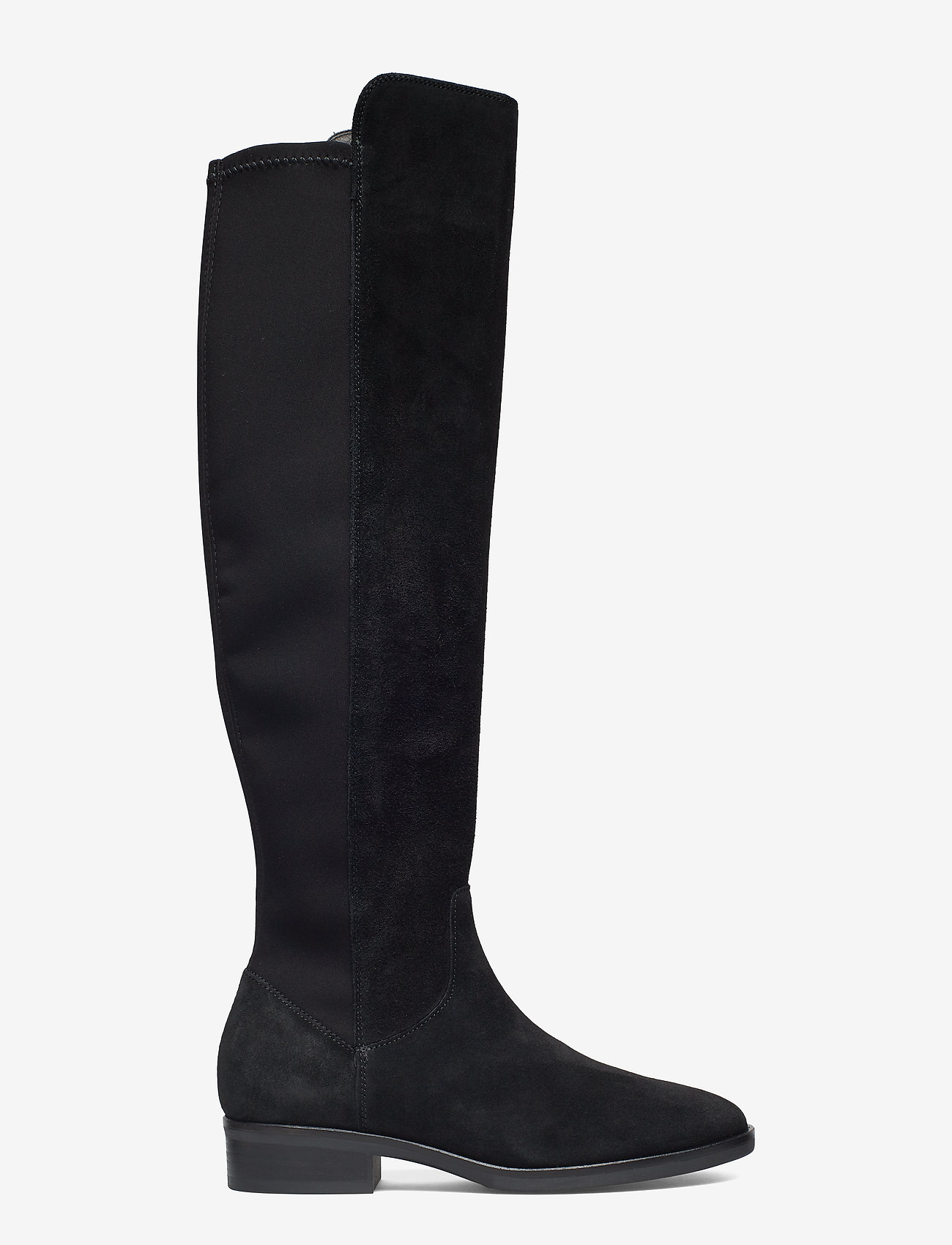Clarks - Pure Caddy - høye boots - black sde - 1