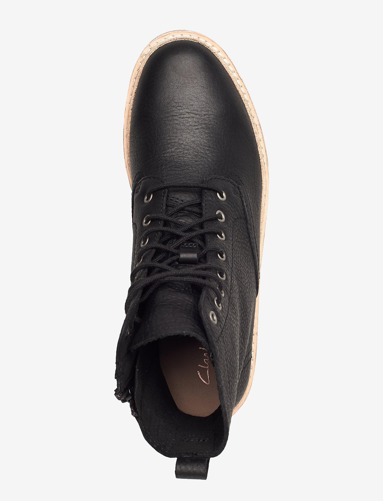 Clarks Trace Pine - Stövlar Black Leather