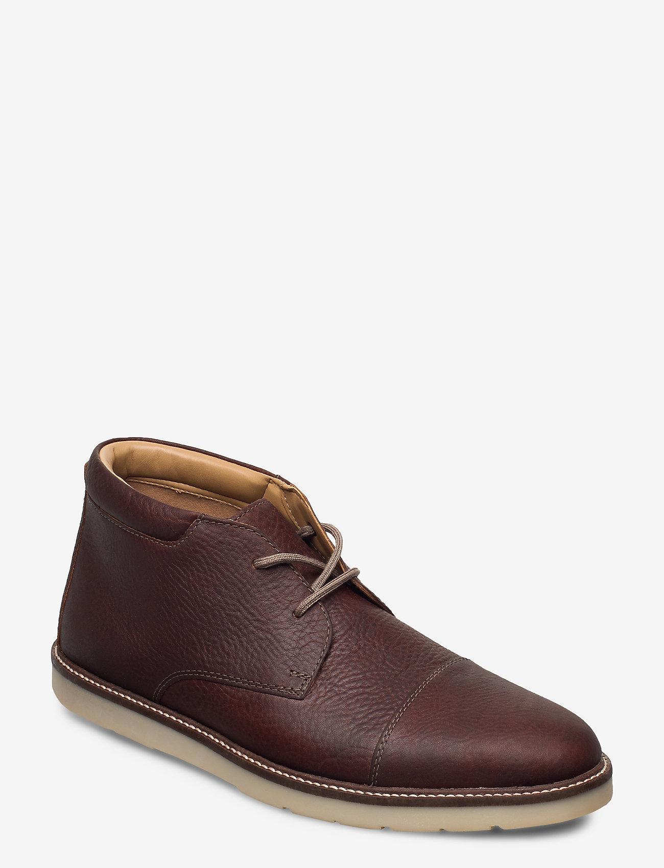 Clarks - Grandin Top - desert boots - tan tumbled - 0