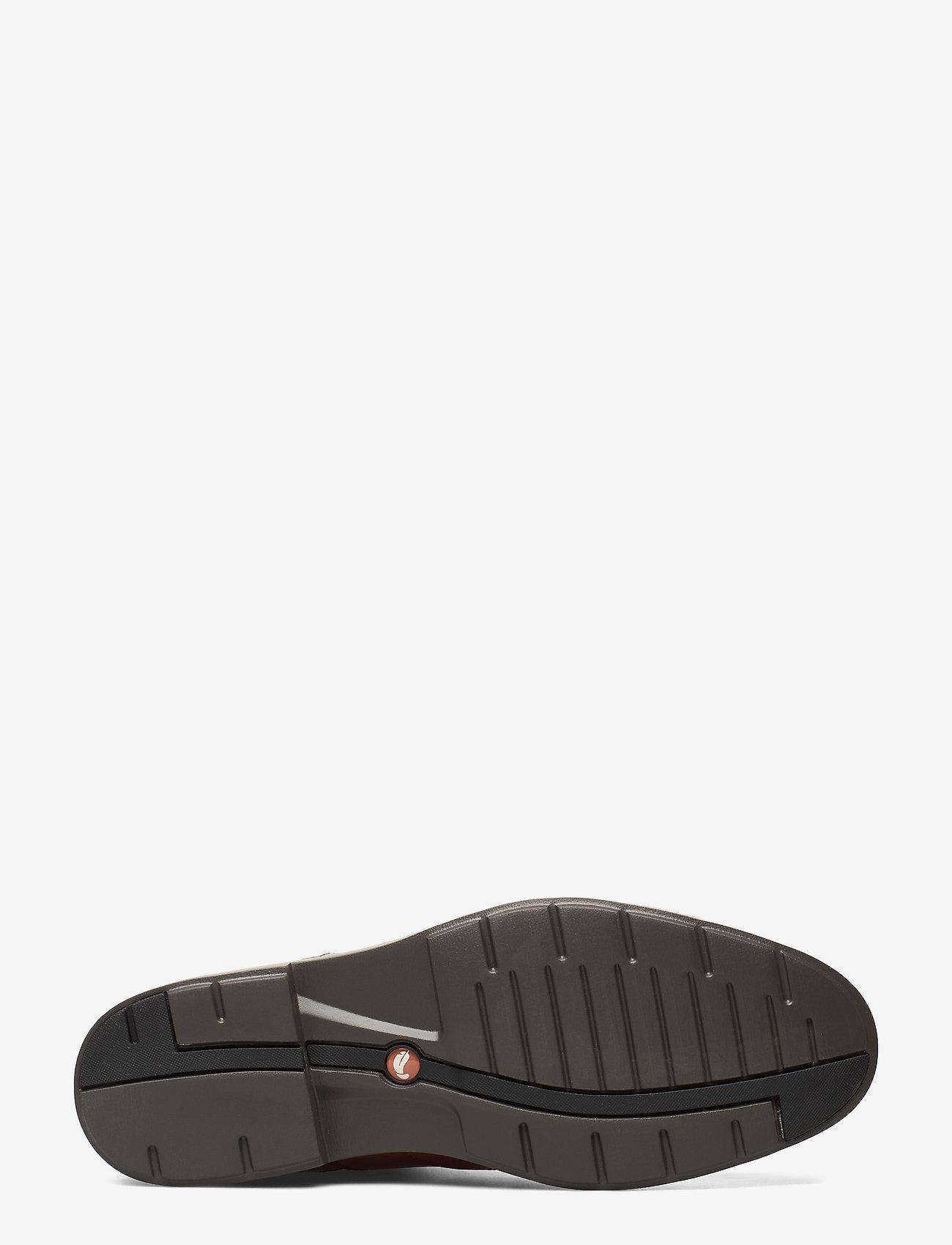 Un Tailor Wing (Tan Leather) - Clarks