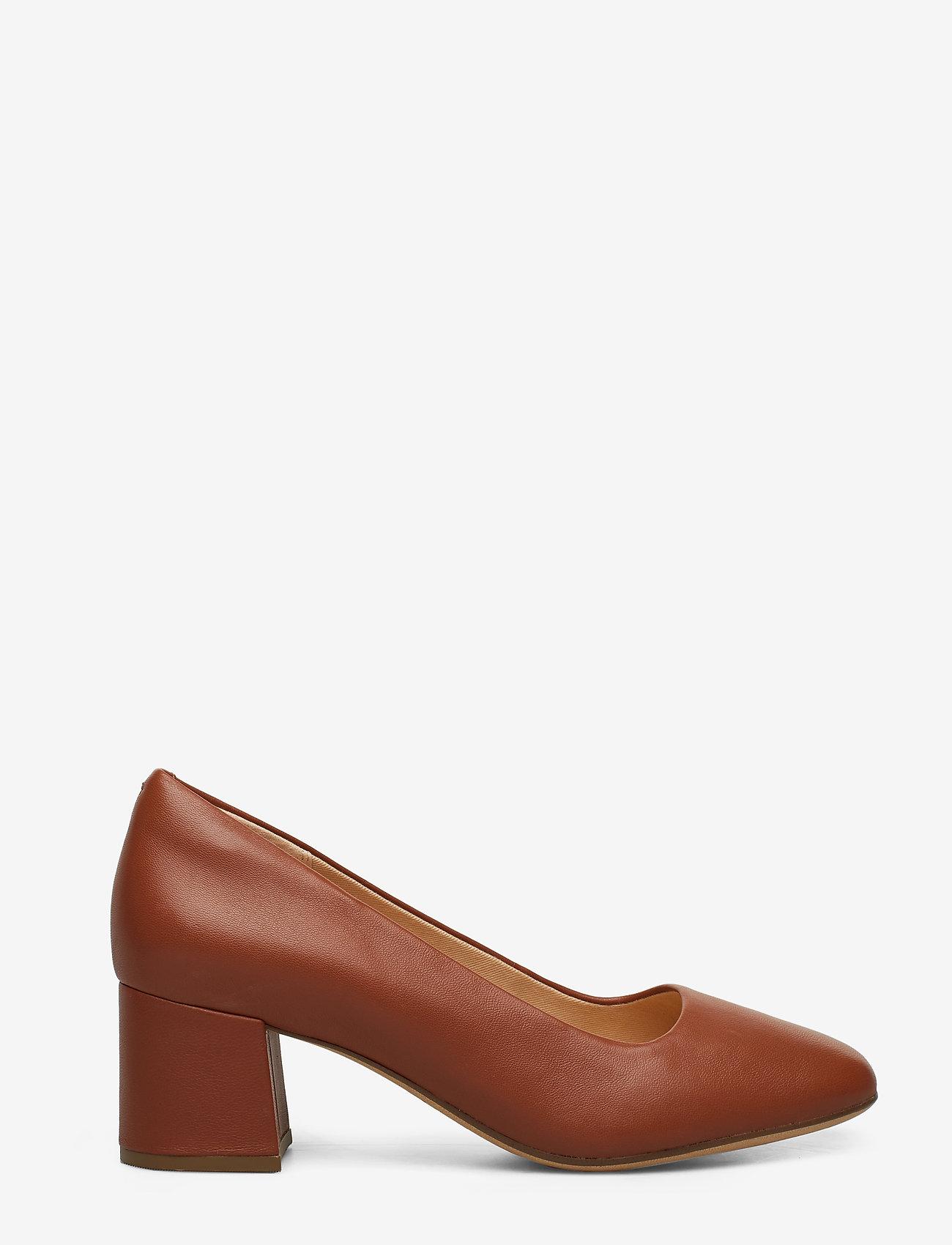 Clarks - Sheer Rose - escarpins classiques - tan leather - 1