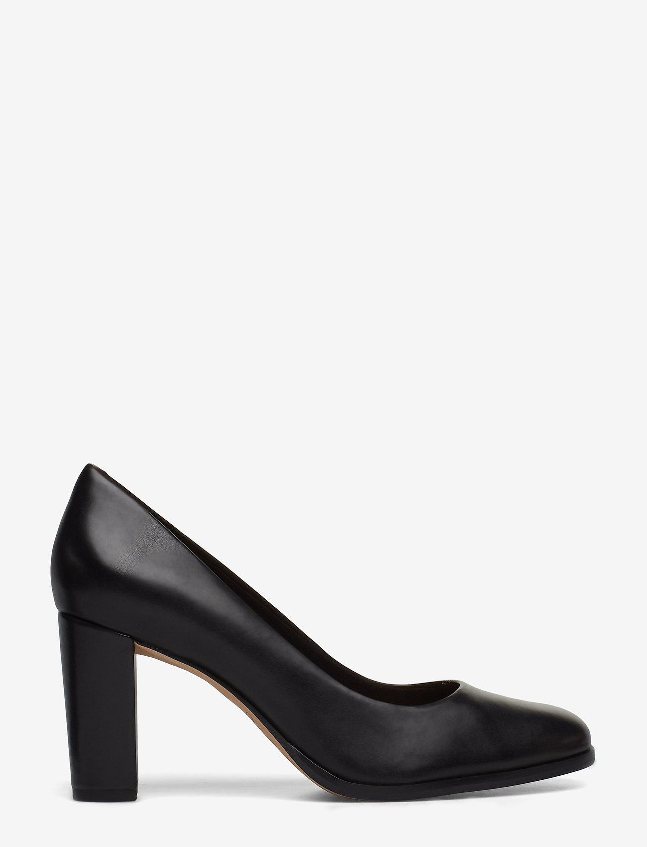 Clarks - Kaylin Cara - klassiske pumps - black leather - 1