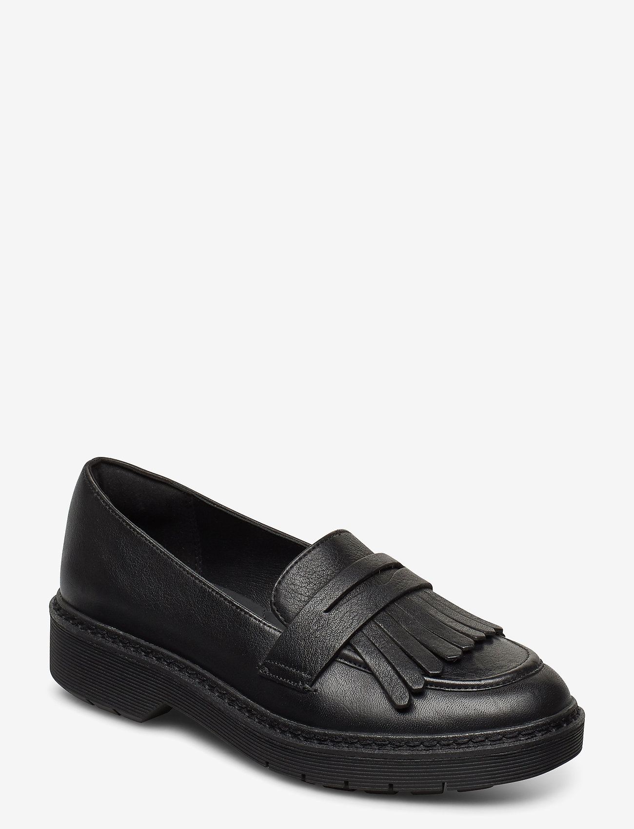 Clarks - Witcombe Dawn - mokasiner - black leather - 0