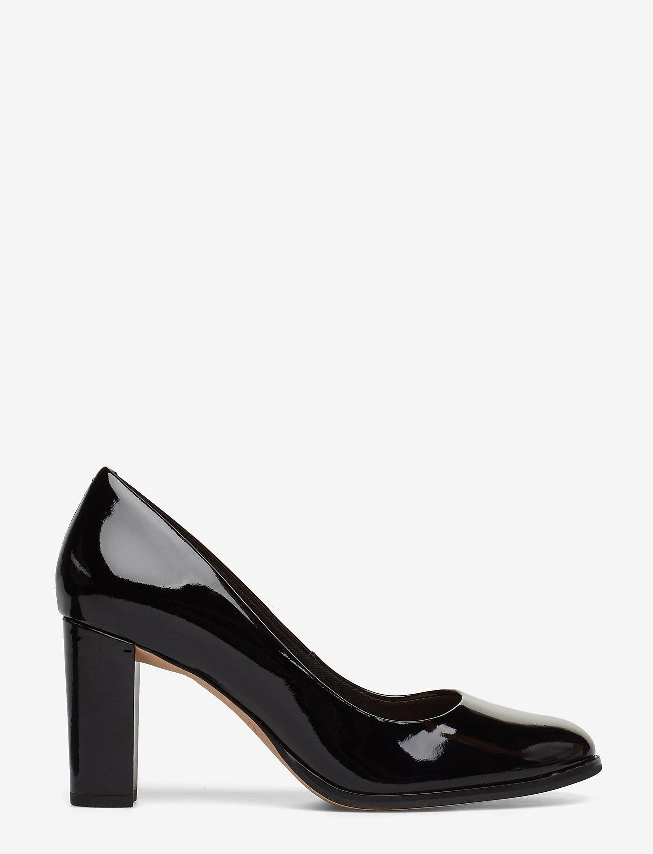 Clarks - Kaylin Cara - klassiska pumps - black pat - 1