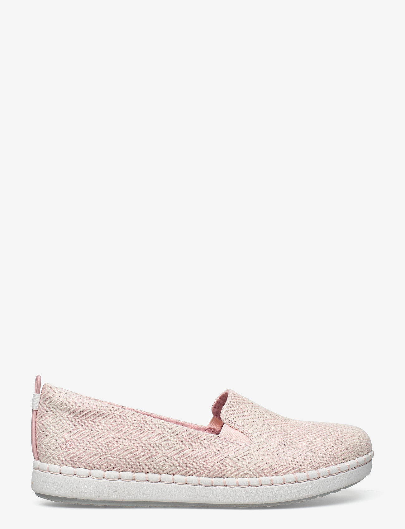 Clarks - Step Glow Slip - slip-on sneakers - pink - 1