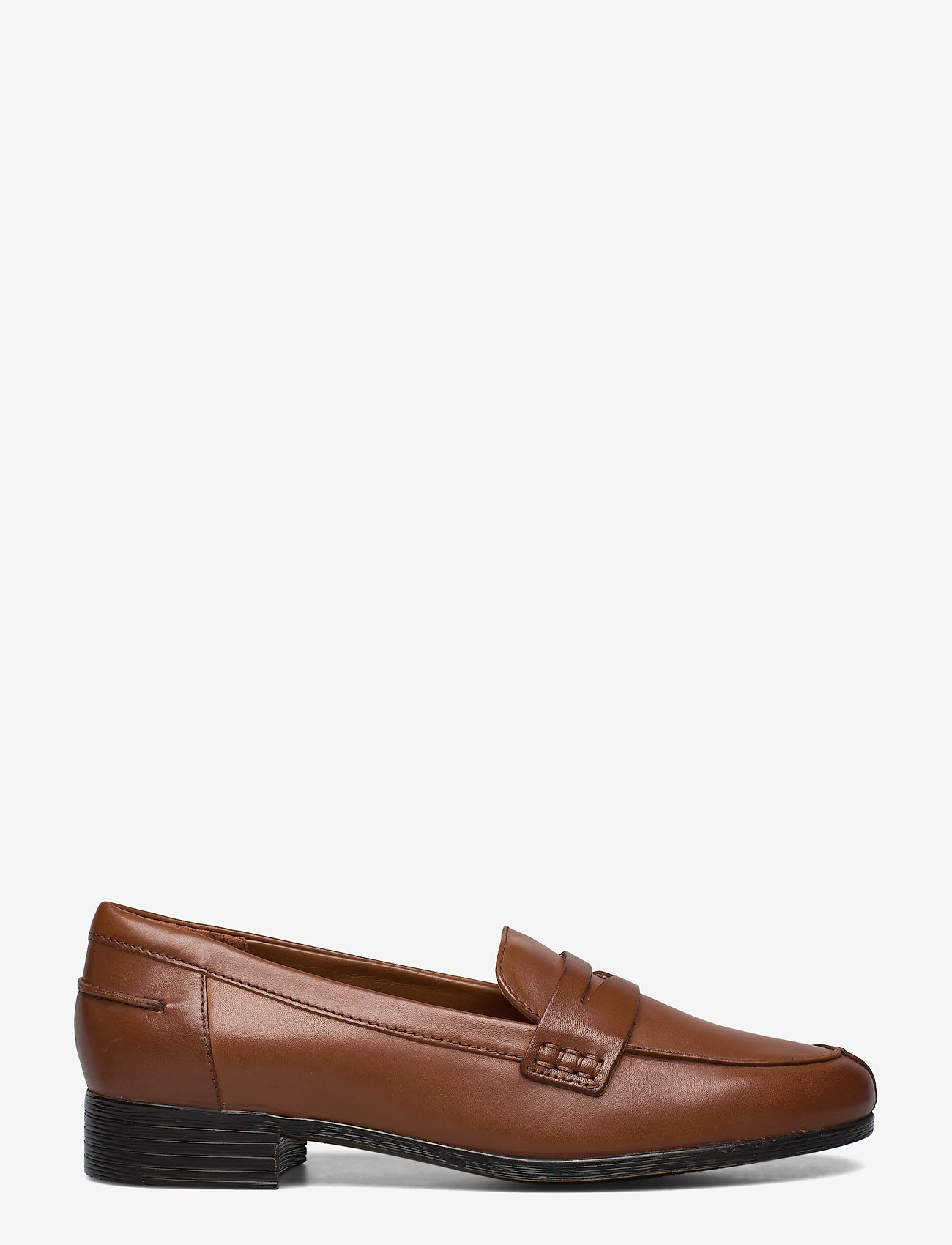 Clarks - Hamble Loafer - loafers - tan leather - 1