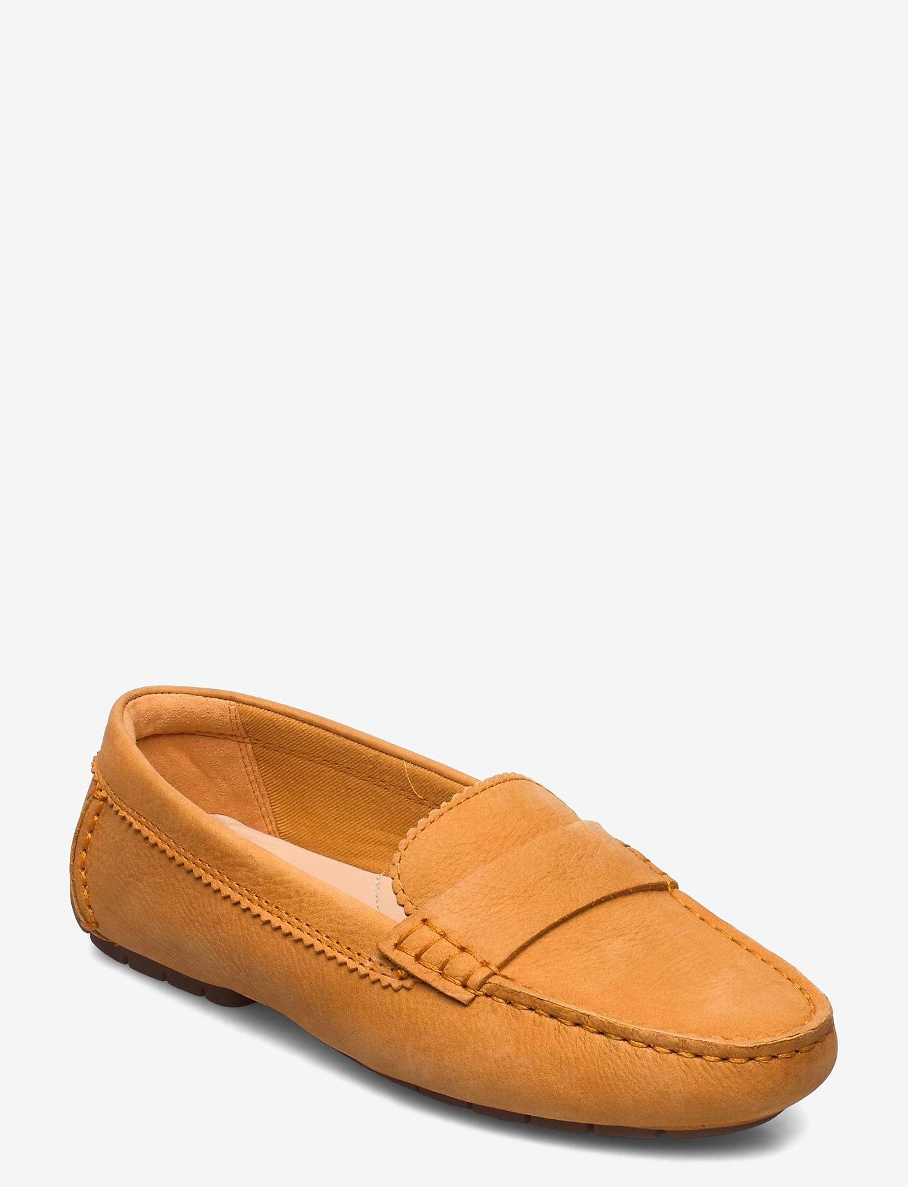 Clarks - C Mocc - loafers - amber nubuck - 0