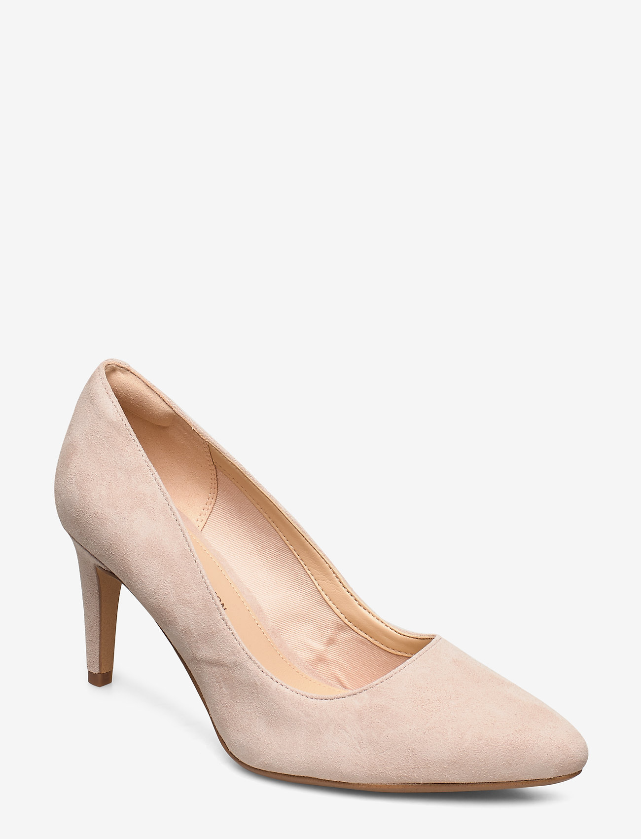Clarks - Laina Rae - escarpins classiques - blush suede - 0
