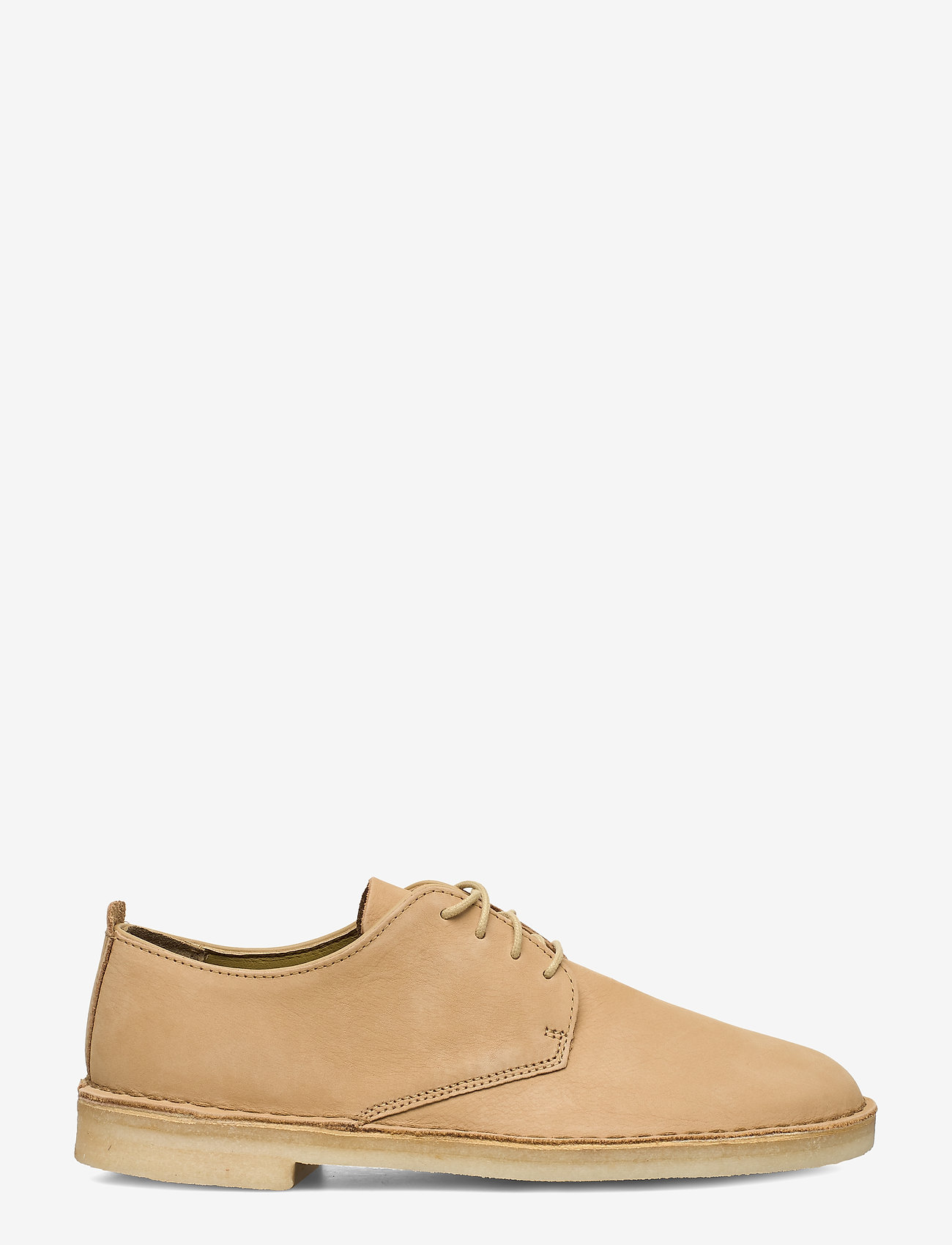 Clarks - Desert London - desert boots - maple nubuck - 1