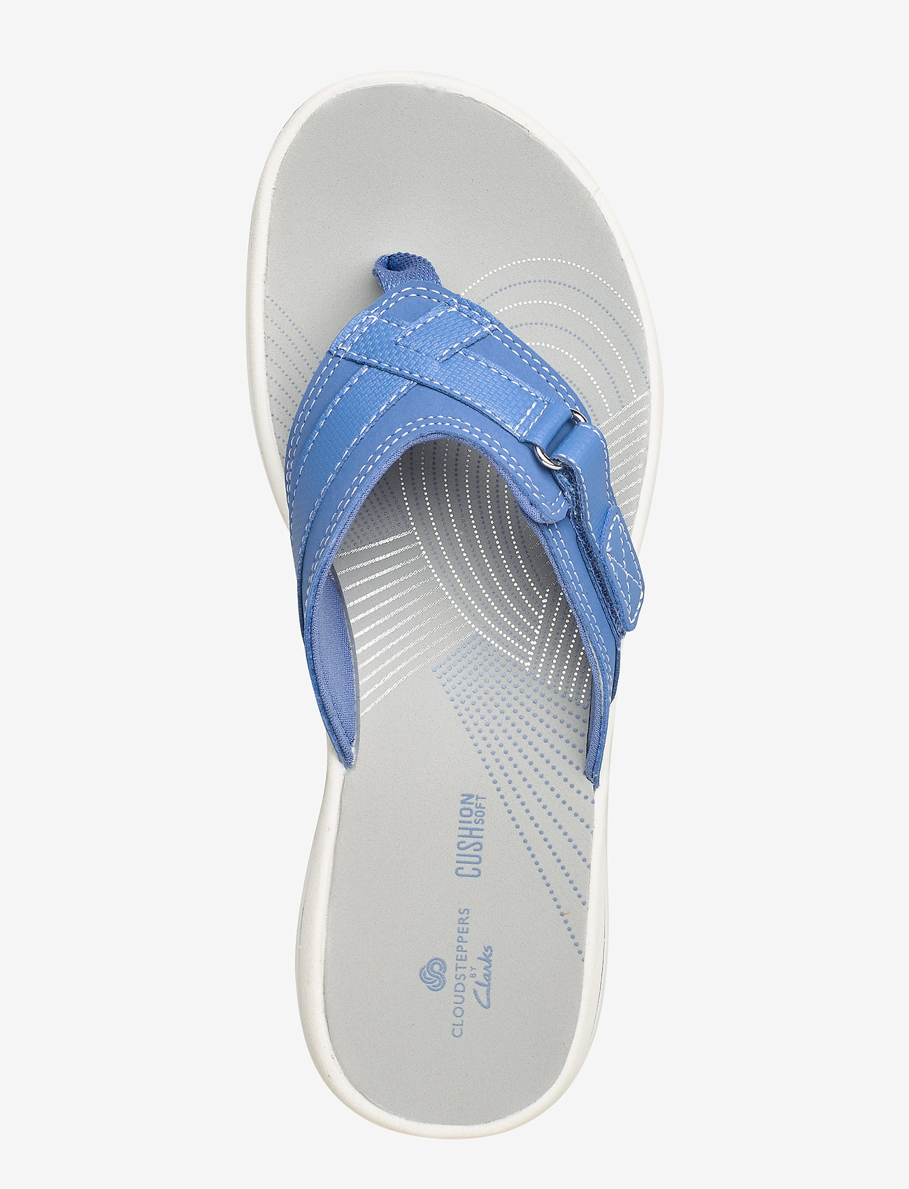 Brinkley Sea (Blue) - Clarks
