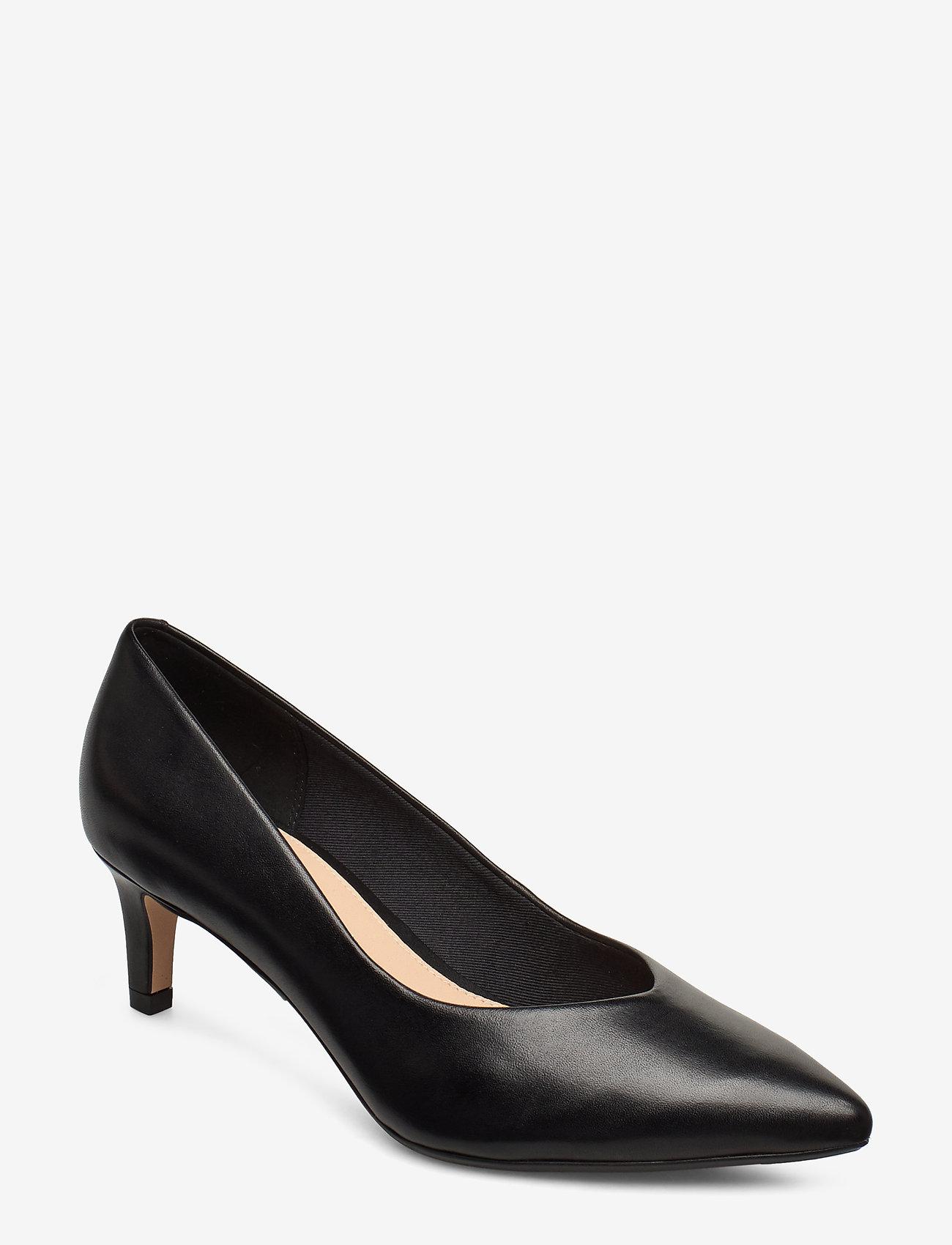 Clarks - Laina55 Court - escarpins classiques - black leather - 0