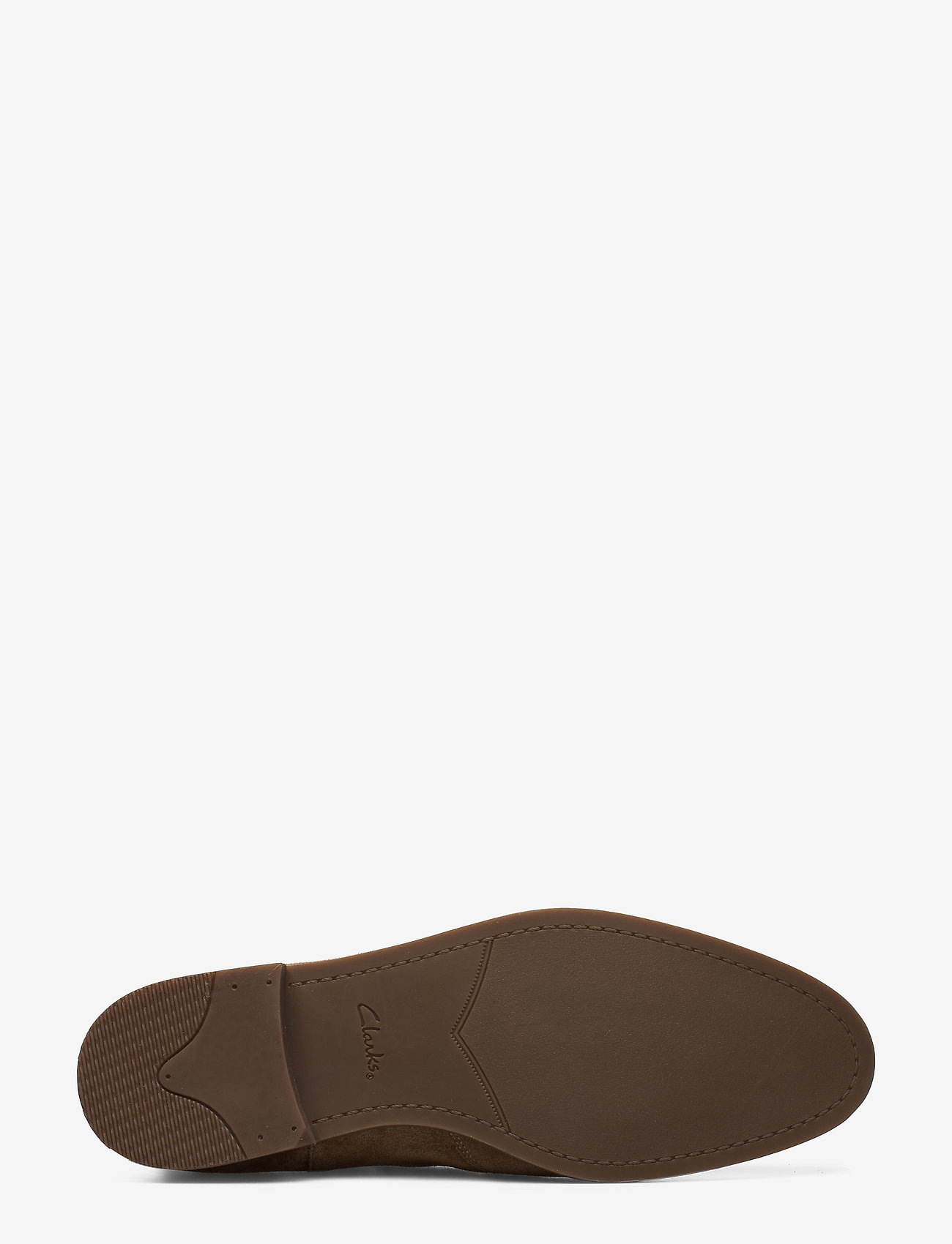 Stanford Top (Dark Sand Suede) - Clarks