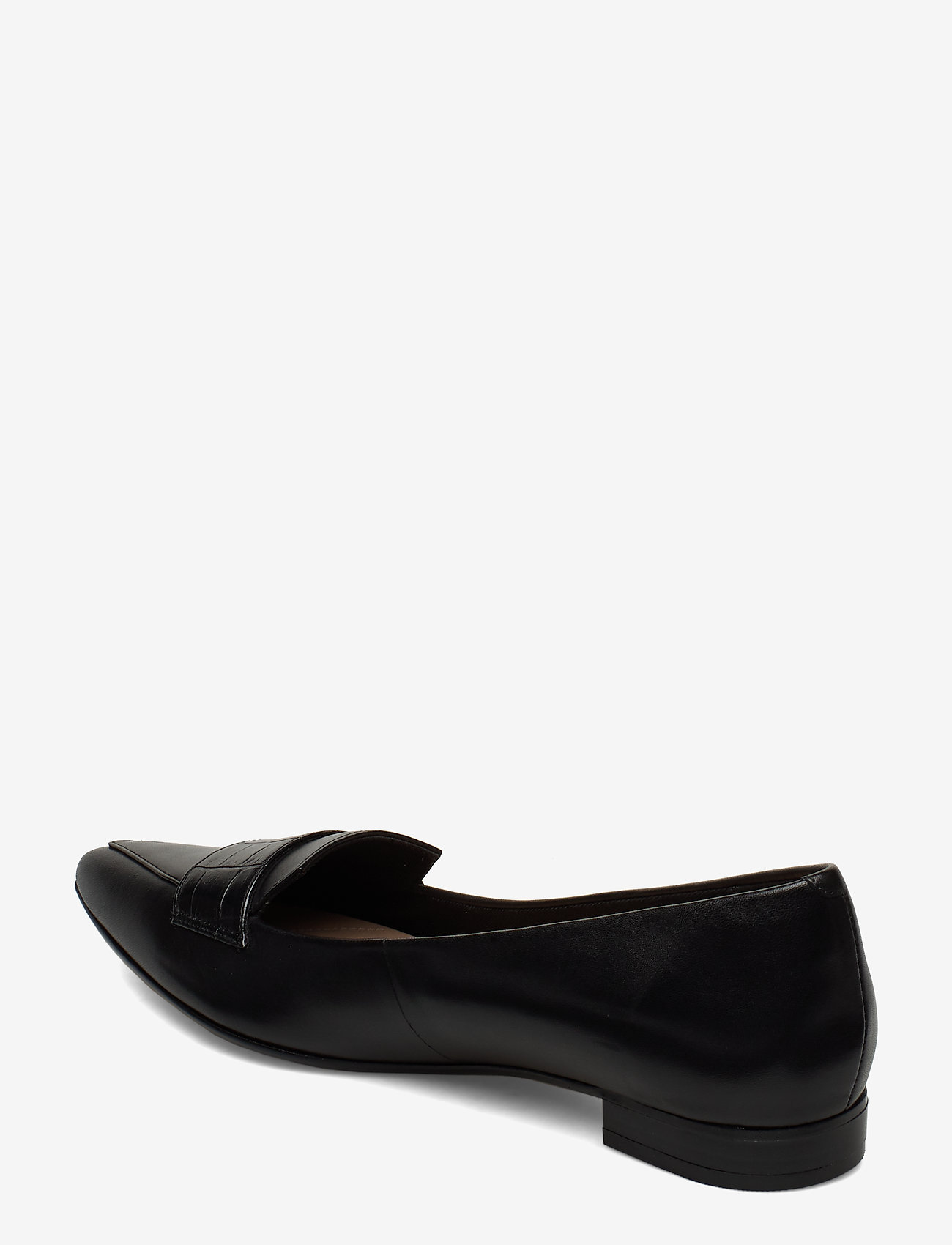 Laina15 Loafer (Black Combi) - Clarks