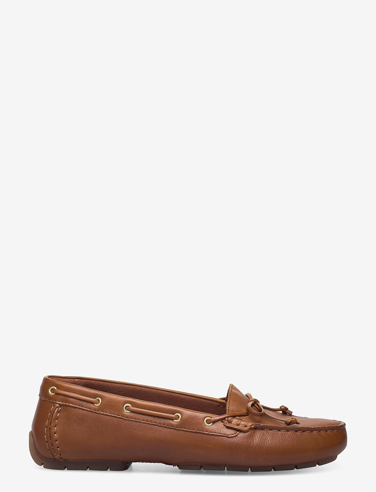 Clarks - C Mocc Boat - loafers - tan leather - 1