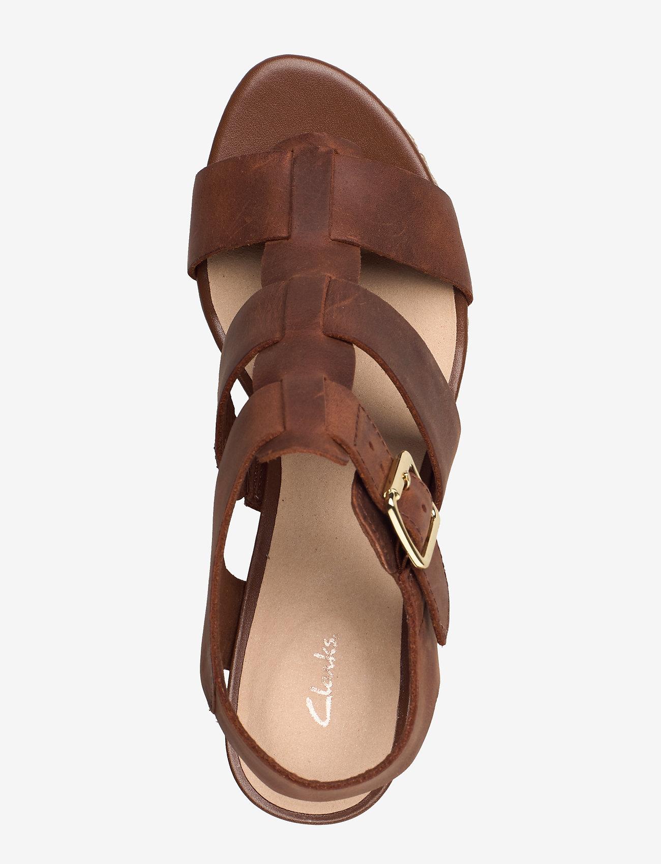 Maritsa95 Glad (Tan Leather) - Clarks