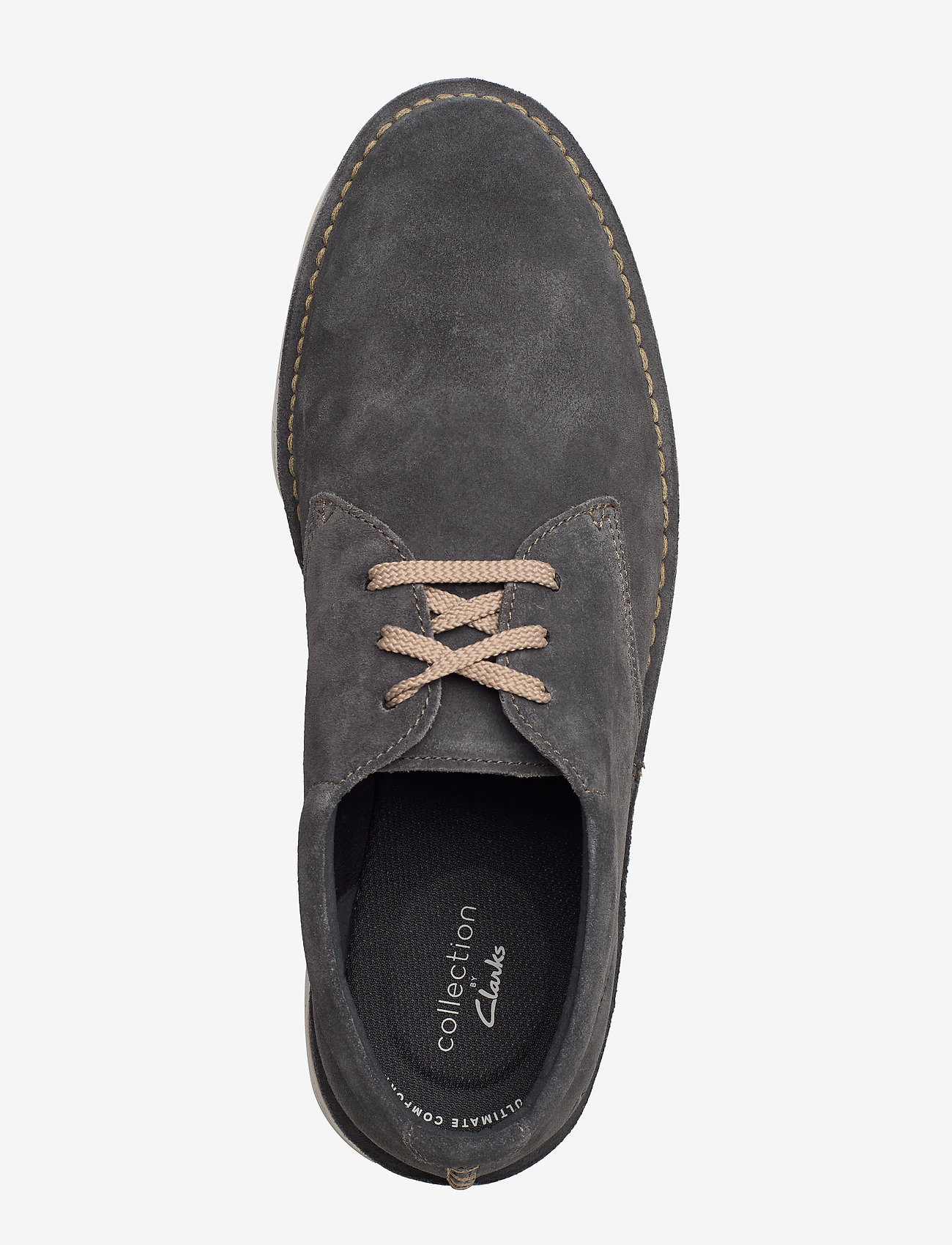 Forge Vibe (Storm Suede) - Clarks
