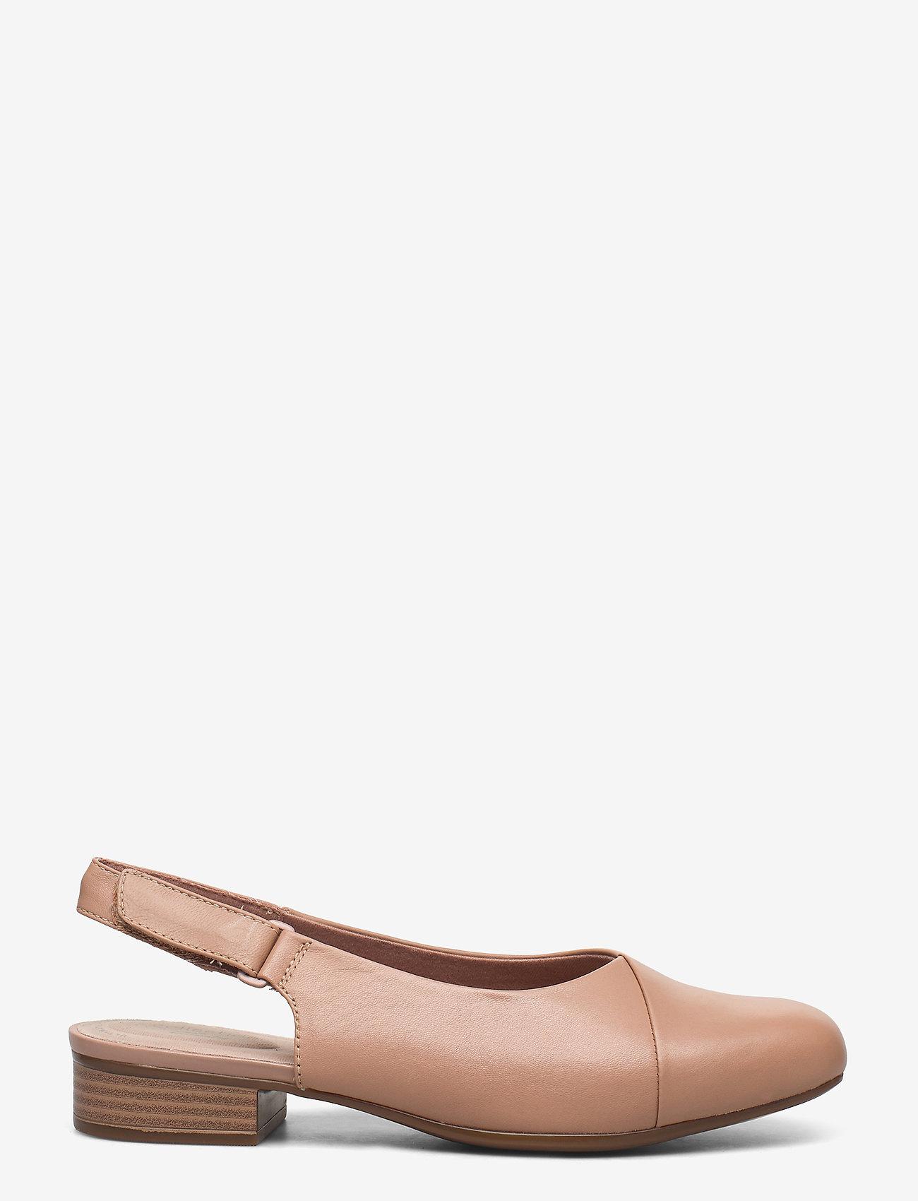 Clarks - Juliet Pull - ballerinas - praline leather - 1