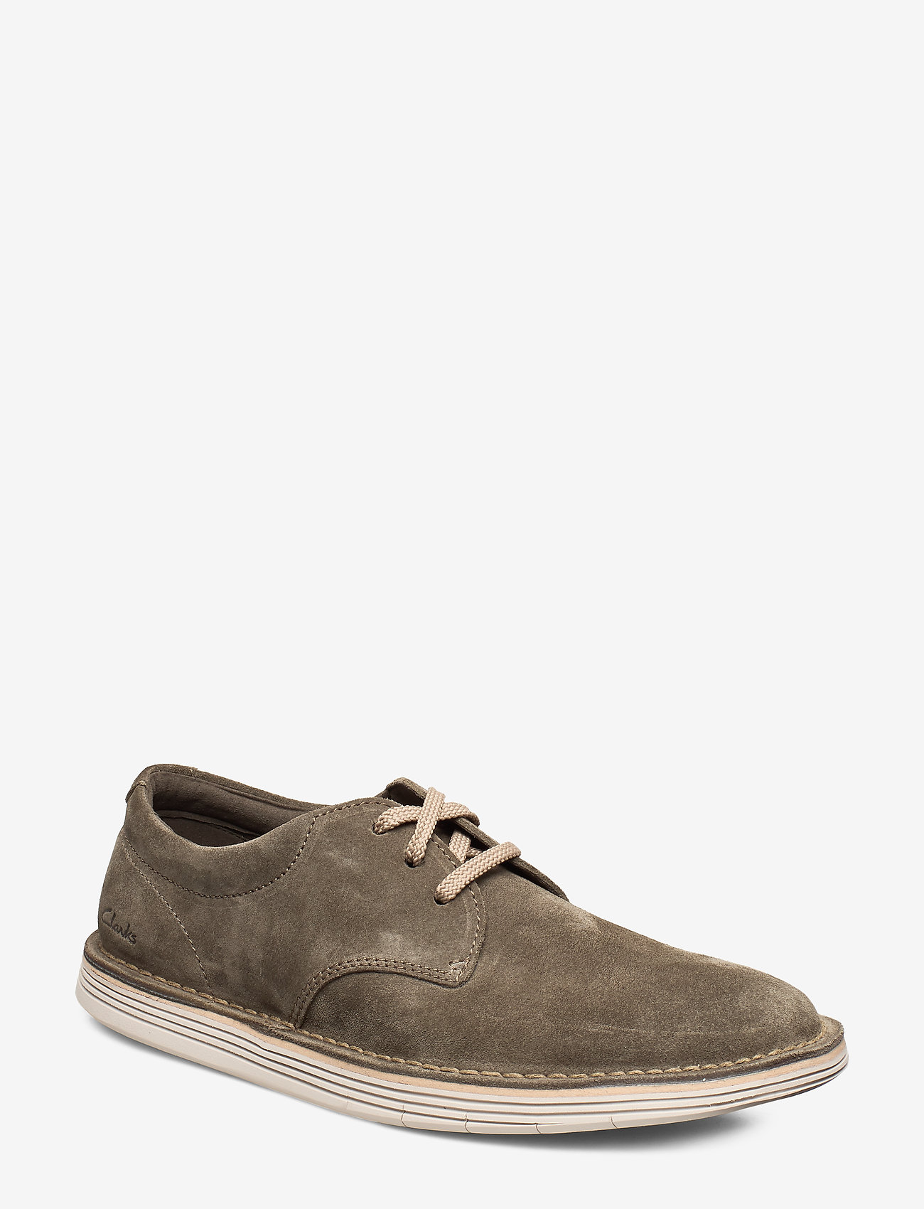 Clarks - Forge Vibe - desert boots - olive suede - 0