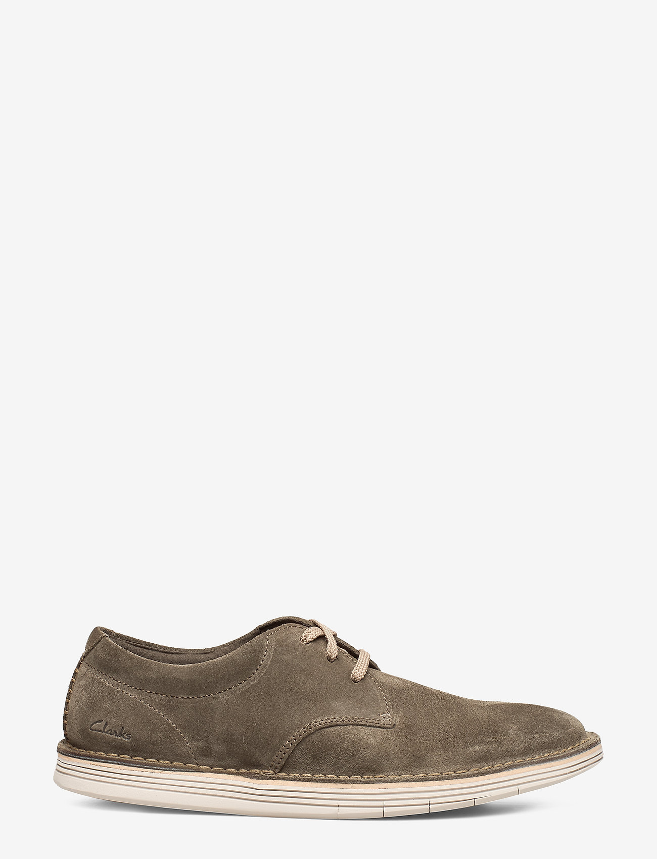 Clarks - Forge Vibe - desert boots - olive suede - 1