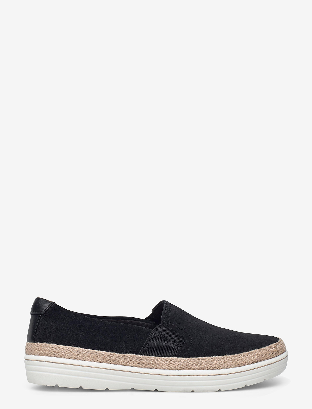 Clarks - Marie Sail - instappers - black - 1