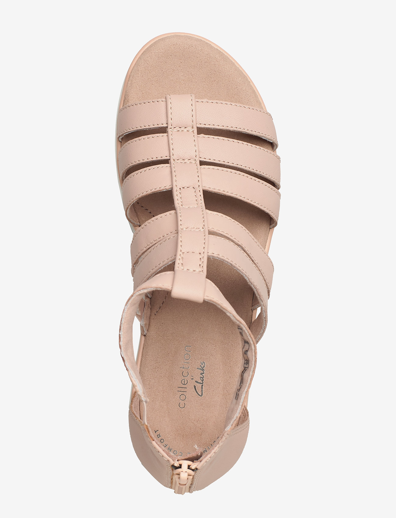 Jillian Nina (Blush Leather) - Clarks