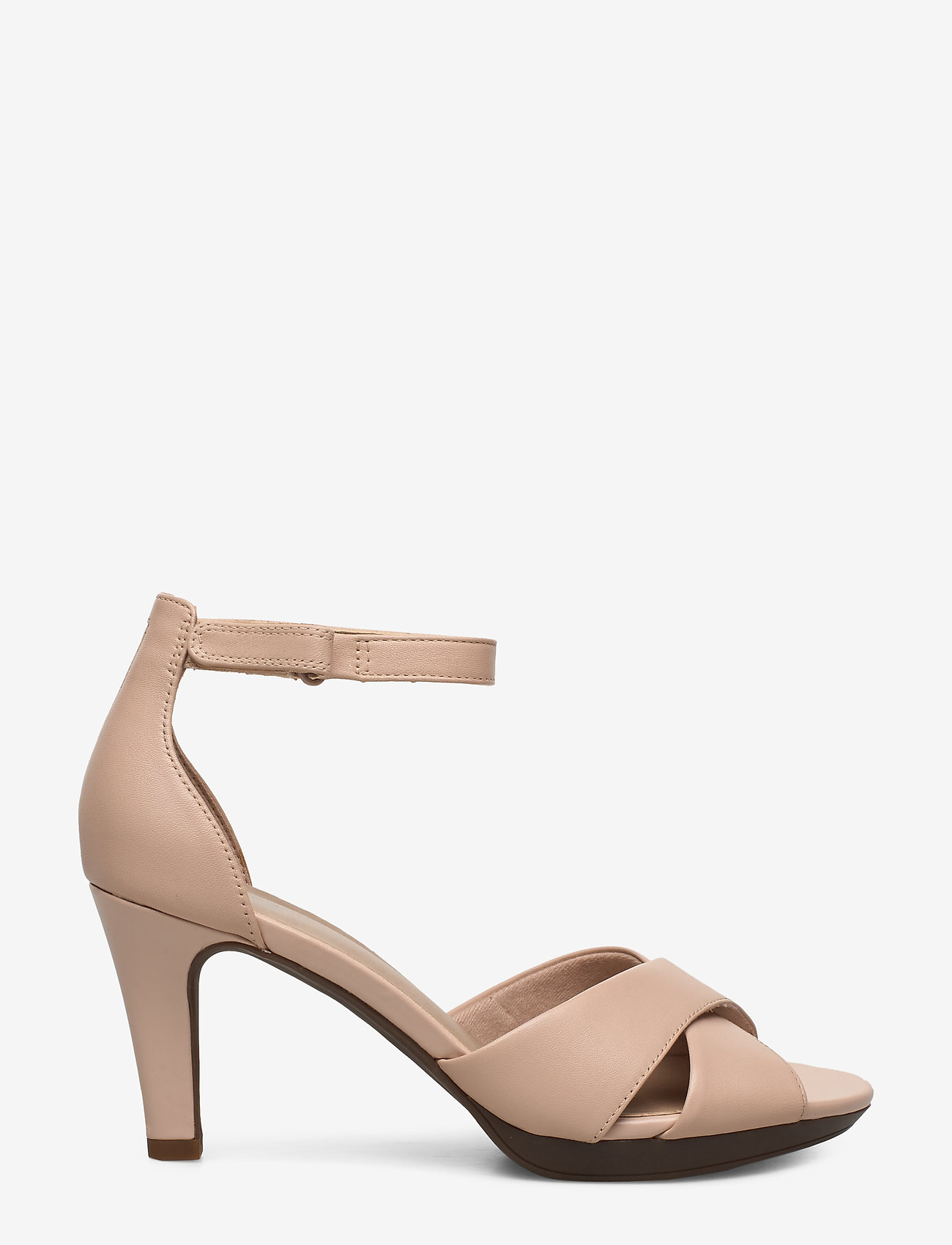 Clarks - Adriel Cove - sandales à talons - blush leather - 1