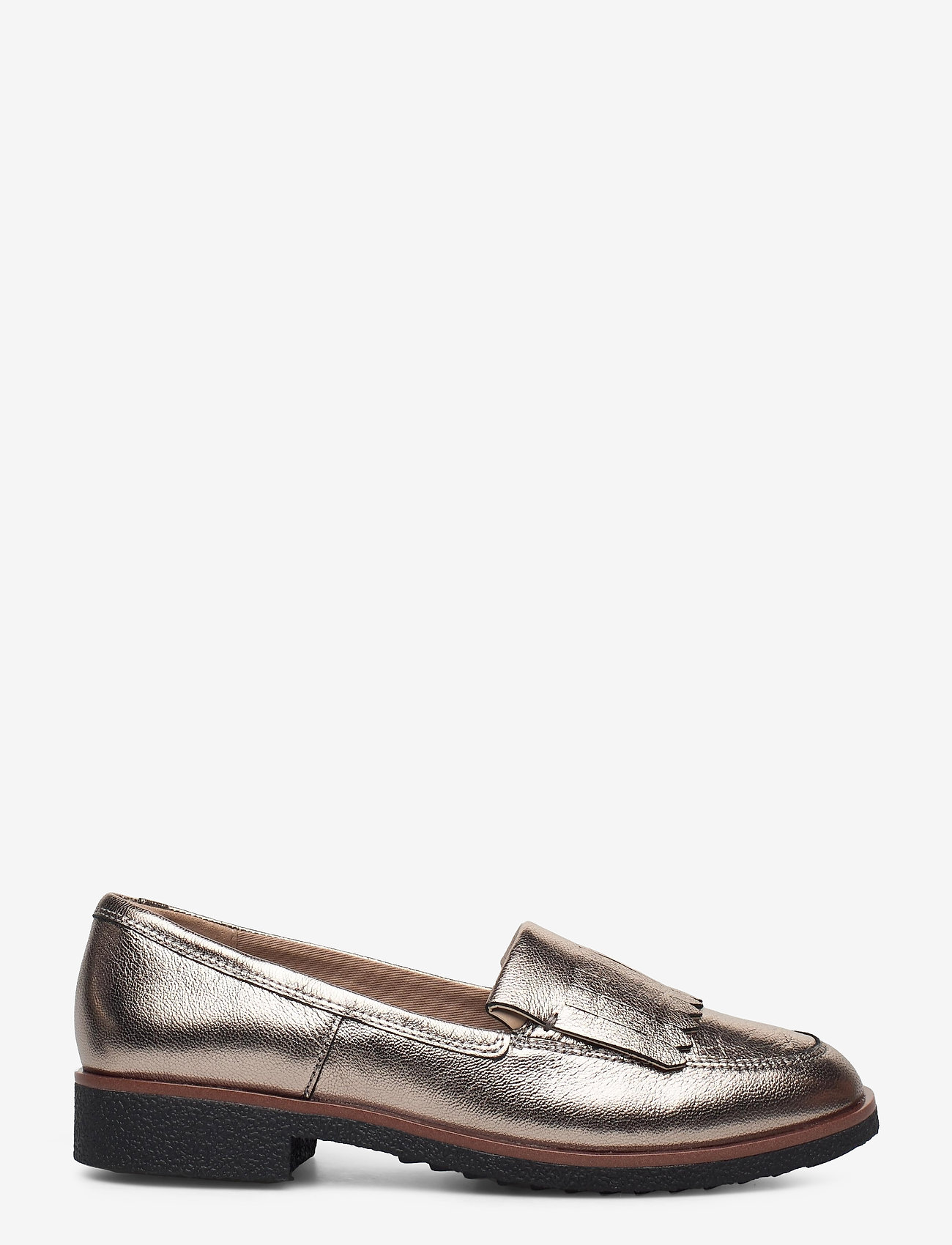 Clarks - Griffin Kilt - loafers - stone - 1