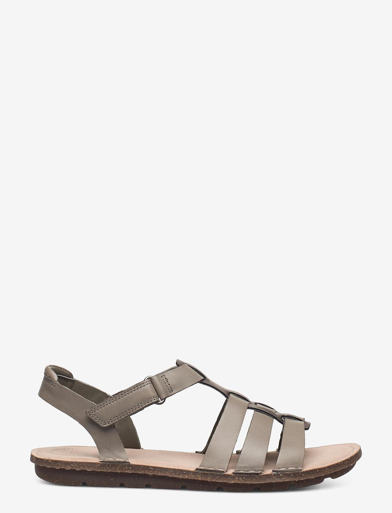 Clarks - Blake Jewel - platta sandaler - sage - 1