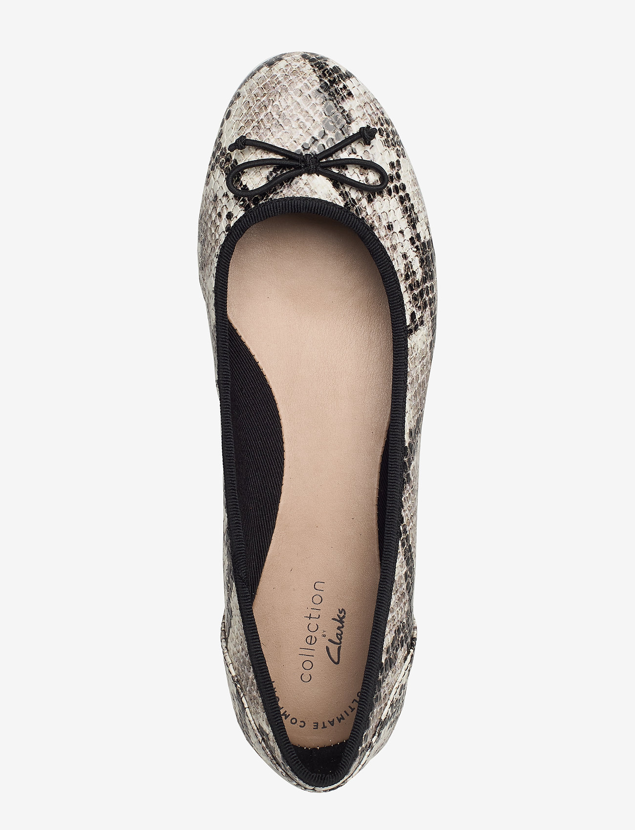 Couture Bloom (Grey Snake) - Clarks