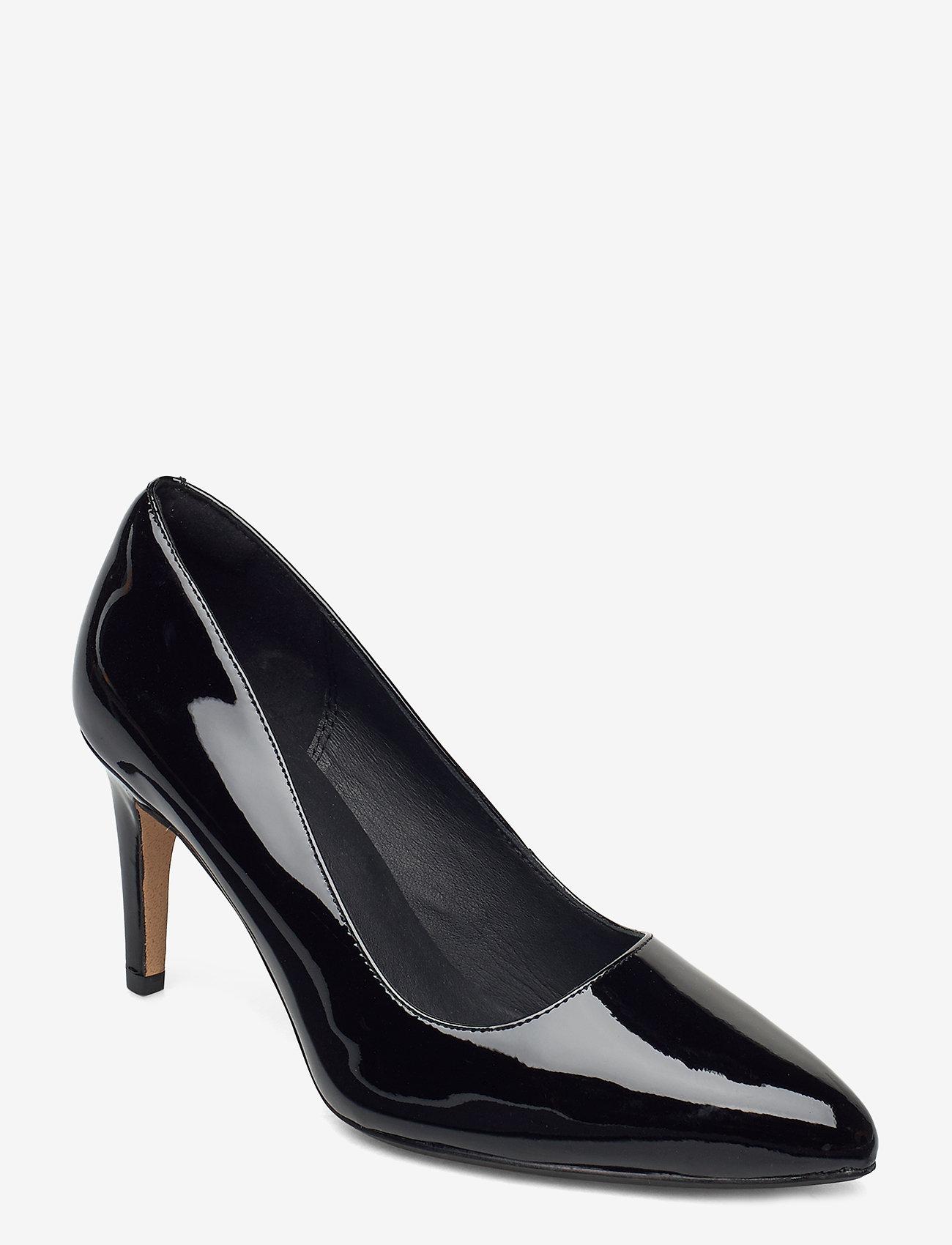 Clarks - Laina Rae 2 - klassiske pumps - black pat - 0