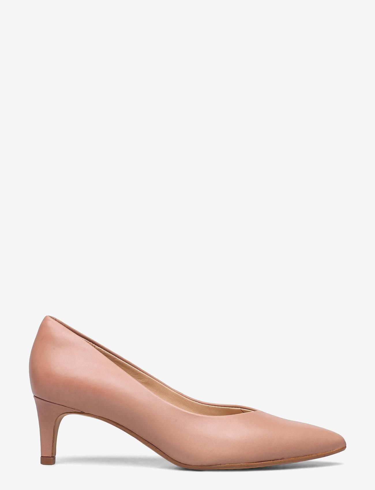 Clarks - Laina55 Court2 - klassiska pumps - praline leather - 1